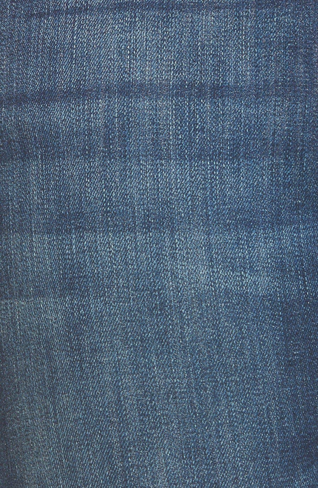 Alternate Image 5  - DL1961 'Margaux' Instasculpt Ankle Skinny Jeans (Winter)