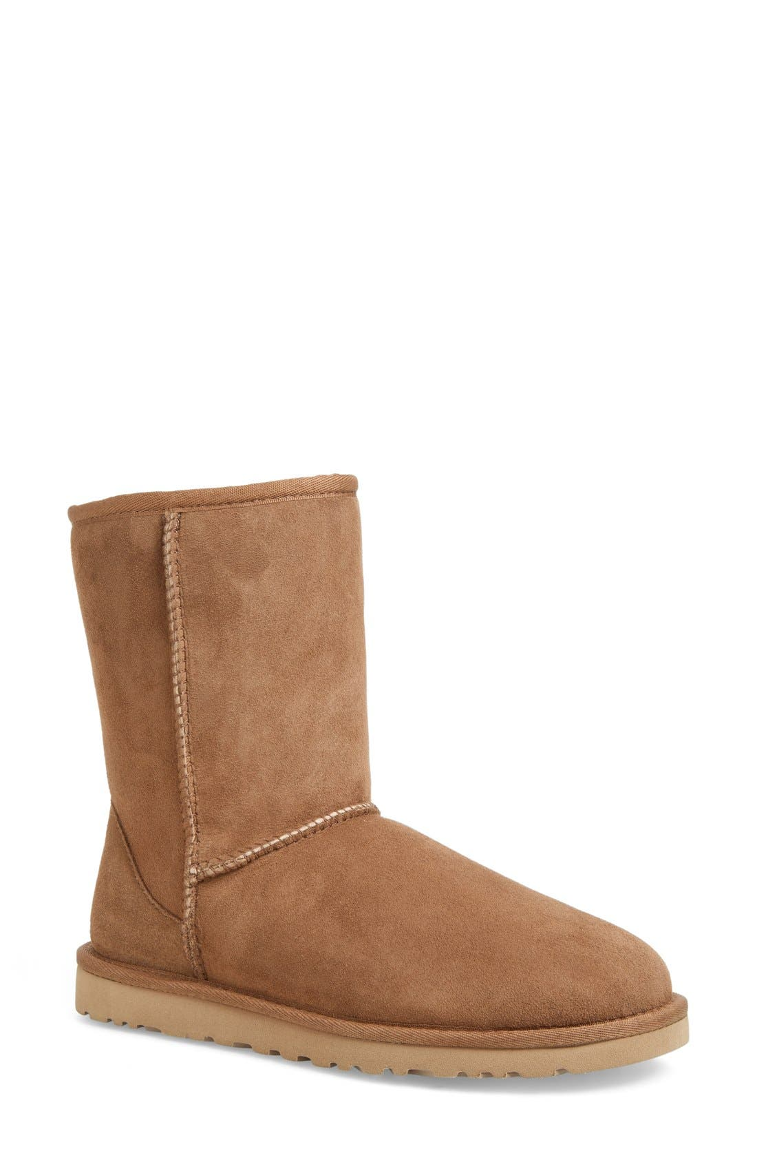 Alternate Image 1 Selected - UGG® 'Classic Short' Boot (Women)