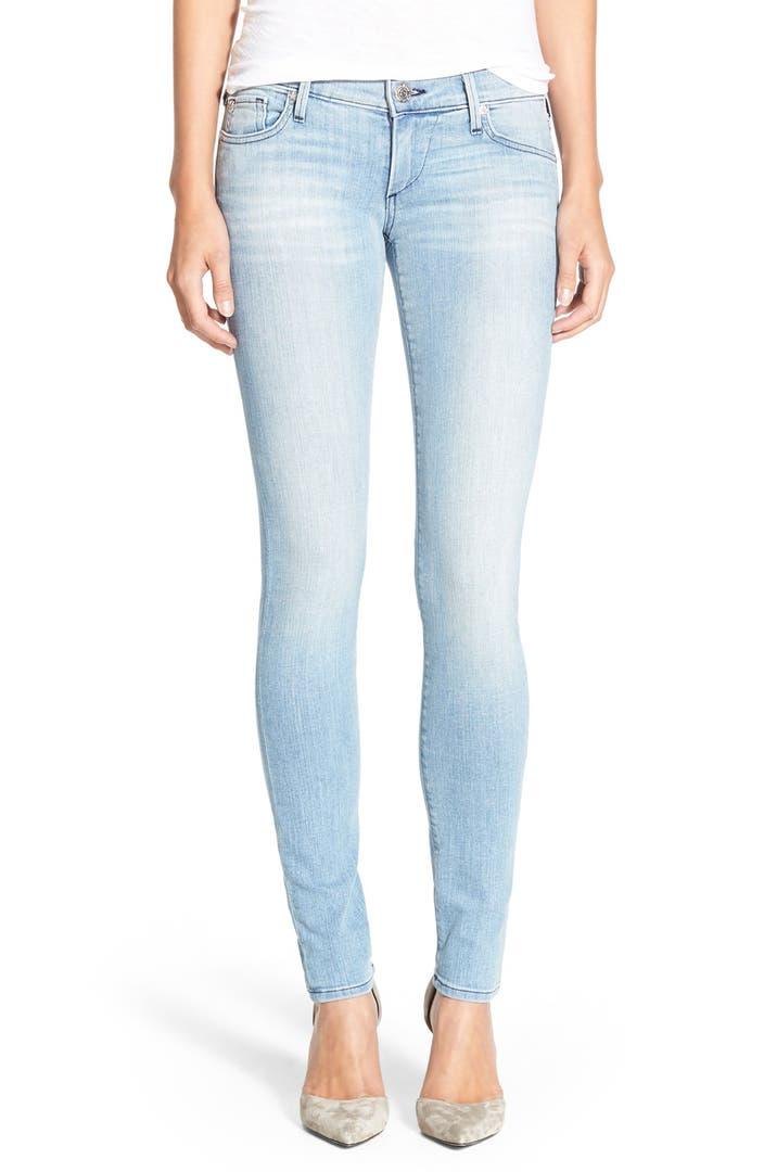 true religion brand jeans 39 stella 39 skinny jeans nu. Black Bedroom Furniture Sets. Home Design Ideas