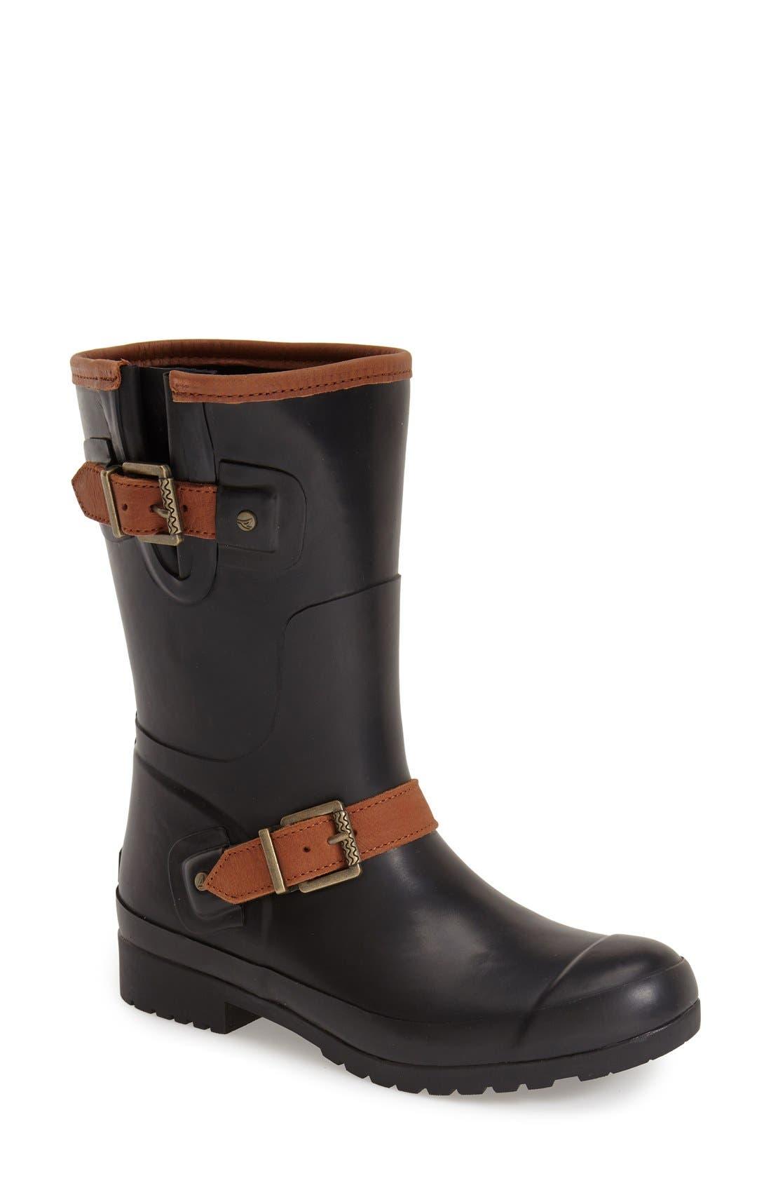 Alternate Image 1 Selected - Sperry 'Walker Fog' WaterproofRain Boot (Women)