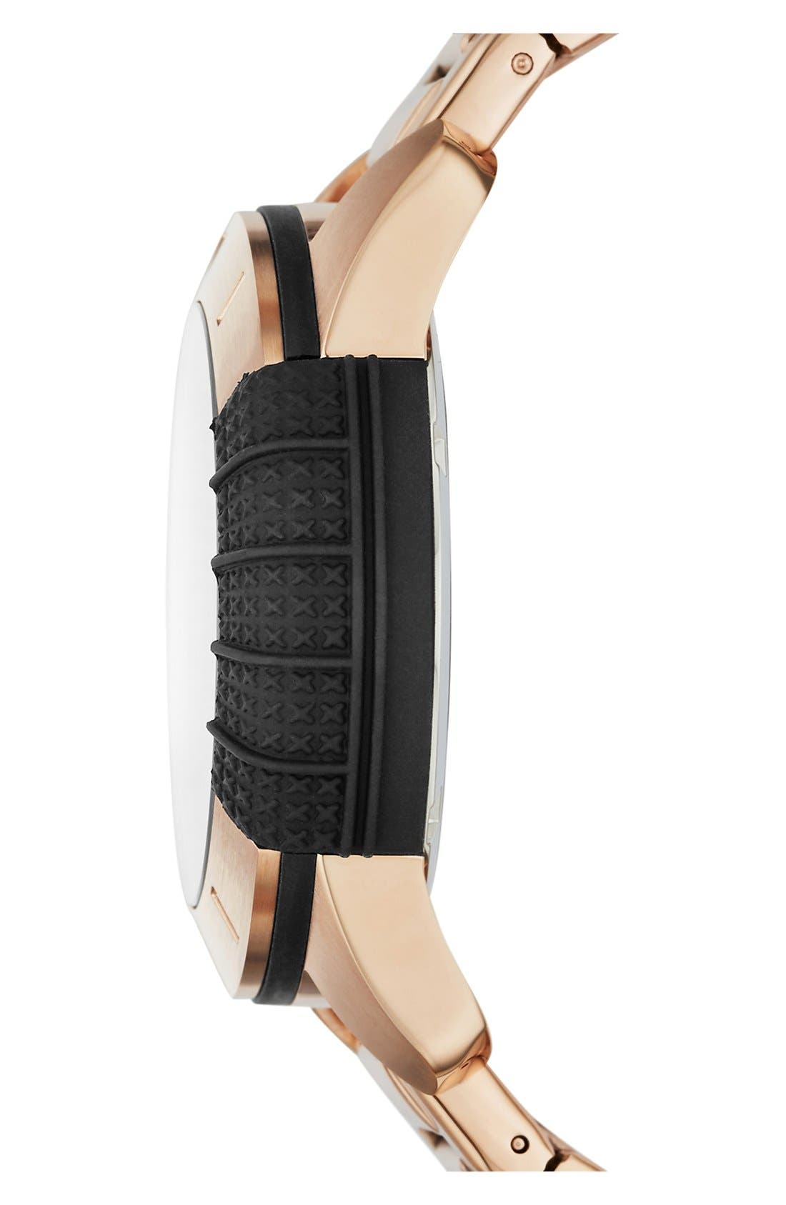 Alternate Image 2  - adidasOriginals 'ADH-1969' Bracelet Watch, 42mm case