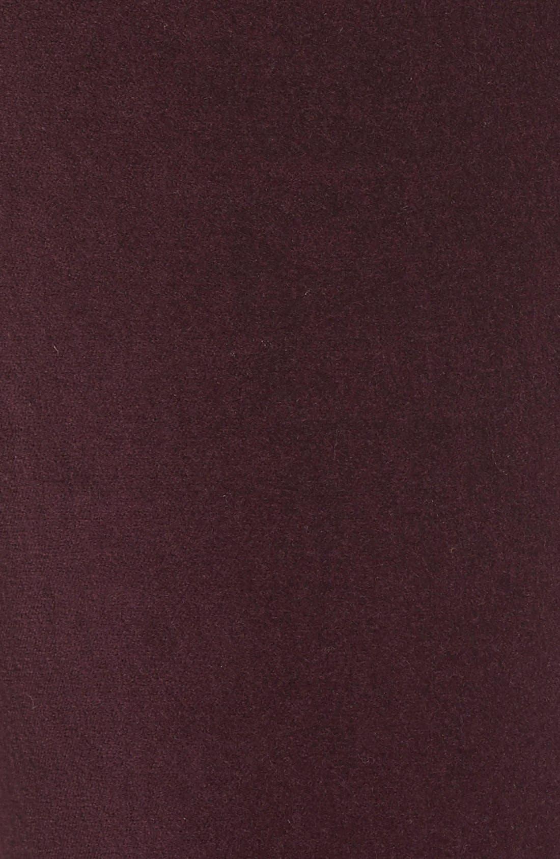 Alternate Image 6  - Paige Denim 'Verdugo' Velvet Ultra Skinny Jeans (Juliet)