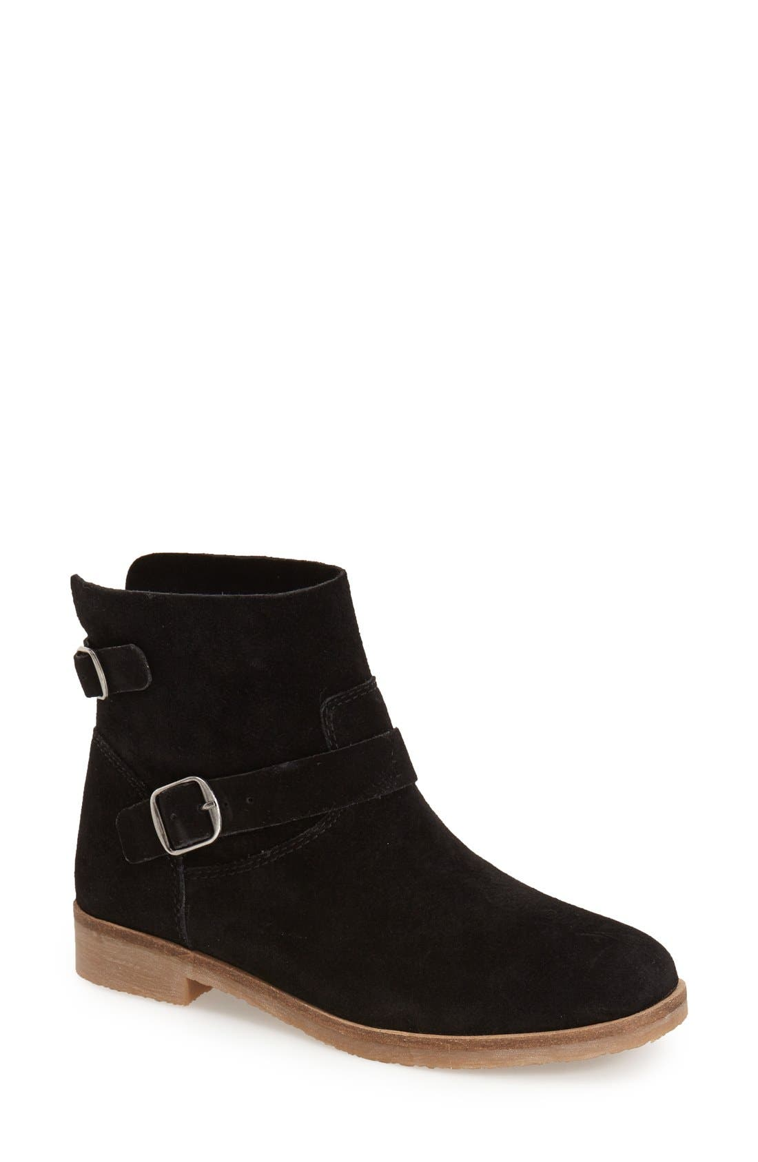 Alternate Image 1 Selected - Lucky Brand 'Galvann' Bootie (Women)
