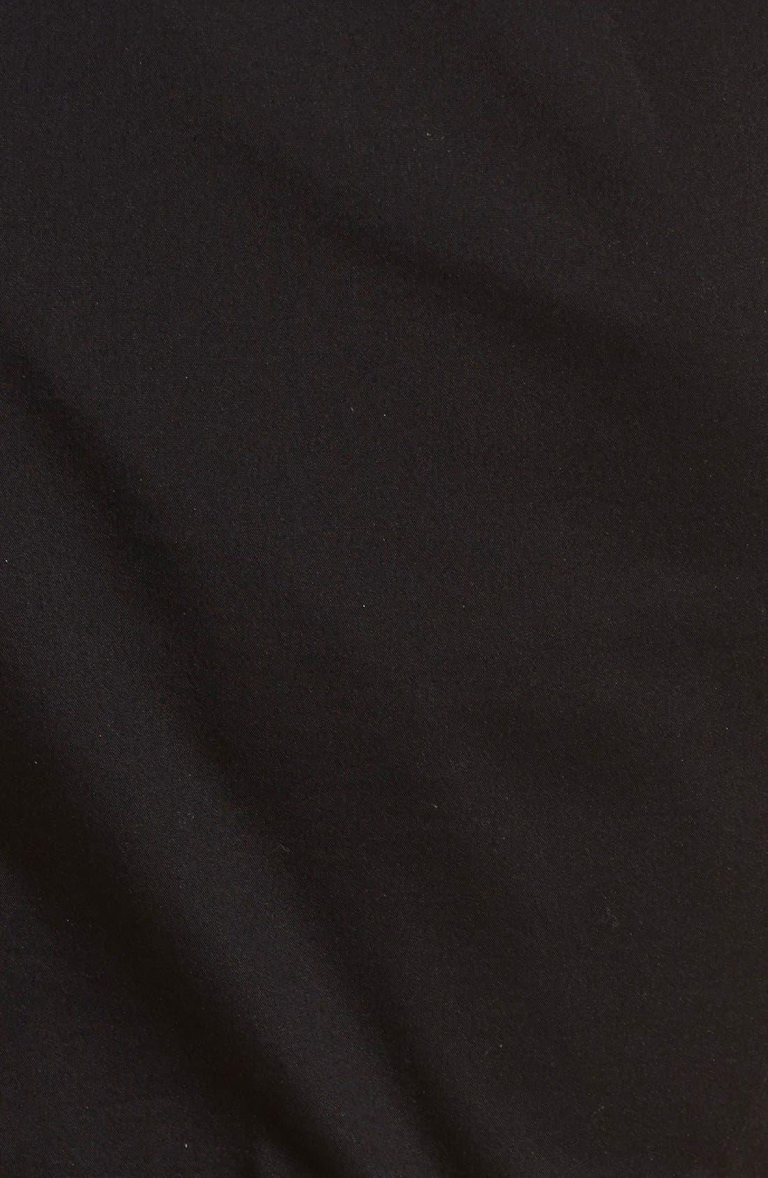 Alternate Image 3  - Donna KaranNew York SleevelessStretch Cotton Bodysuit
