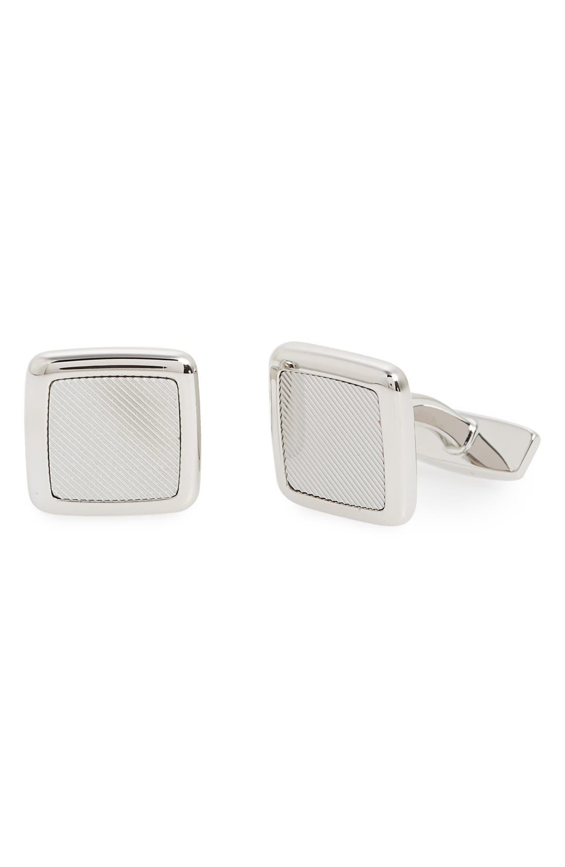 BOSS 'Ennio' Cuff Links