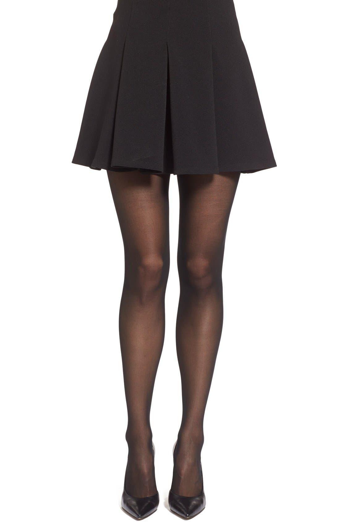 Alternate Image 1 Selected - Falke 'Bijou' Sheer Stockings
