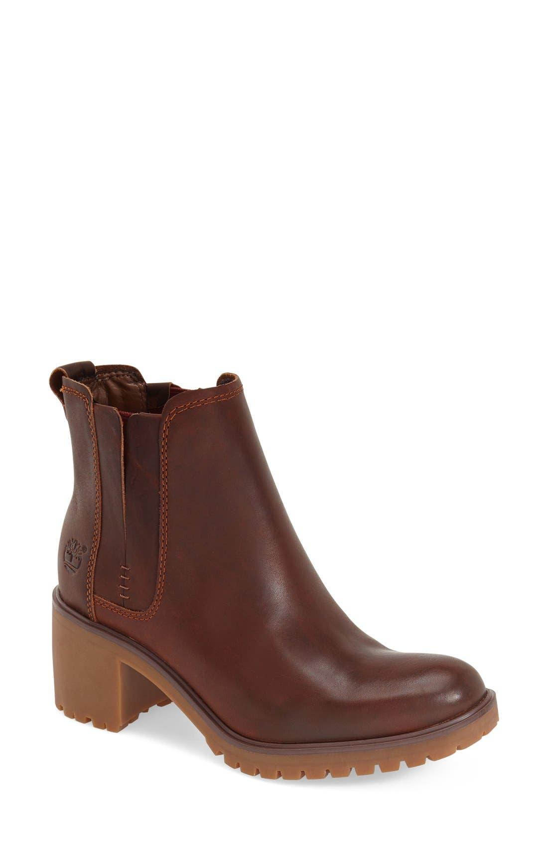 Alternate Image 1 Selected - Timberland 'Avery' Chelsea Boot (Women)