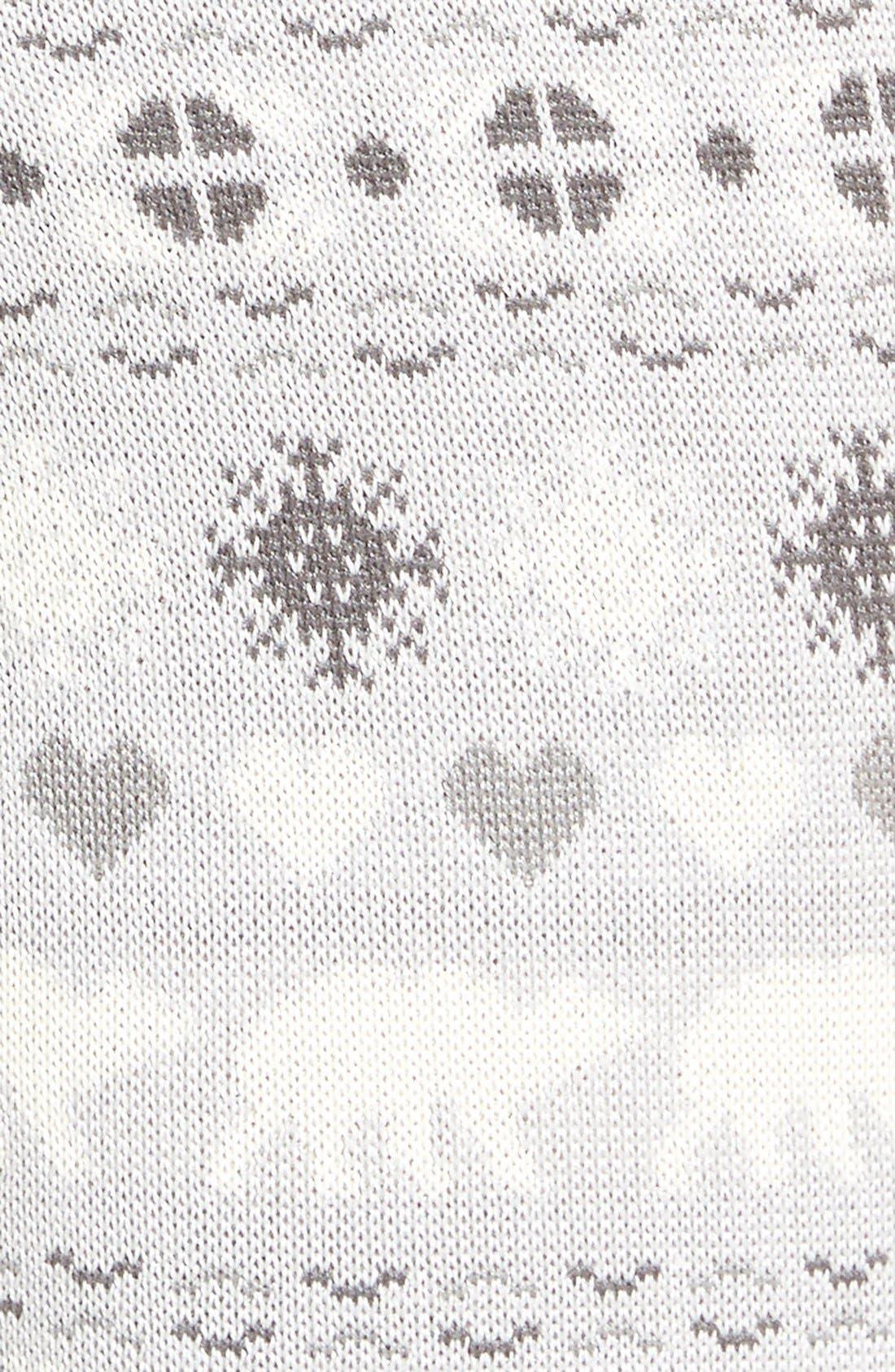 Alternate Image 5  - Love by Design Christmas Print Leggings