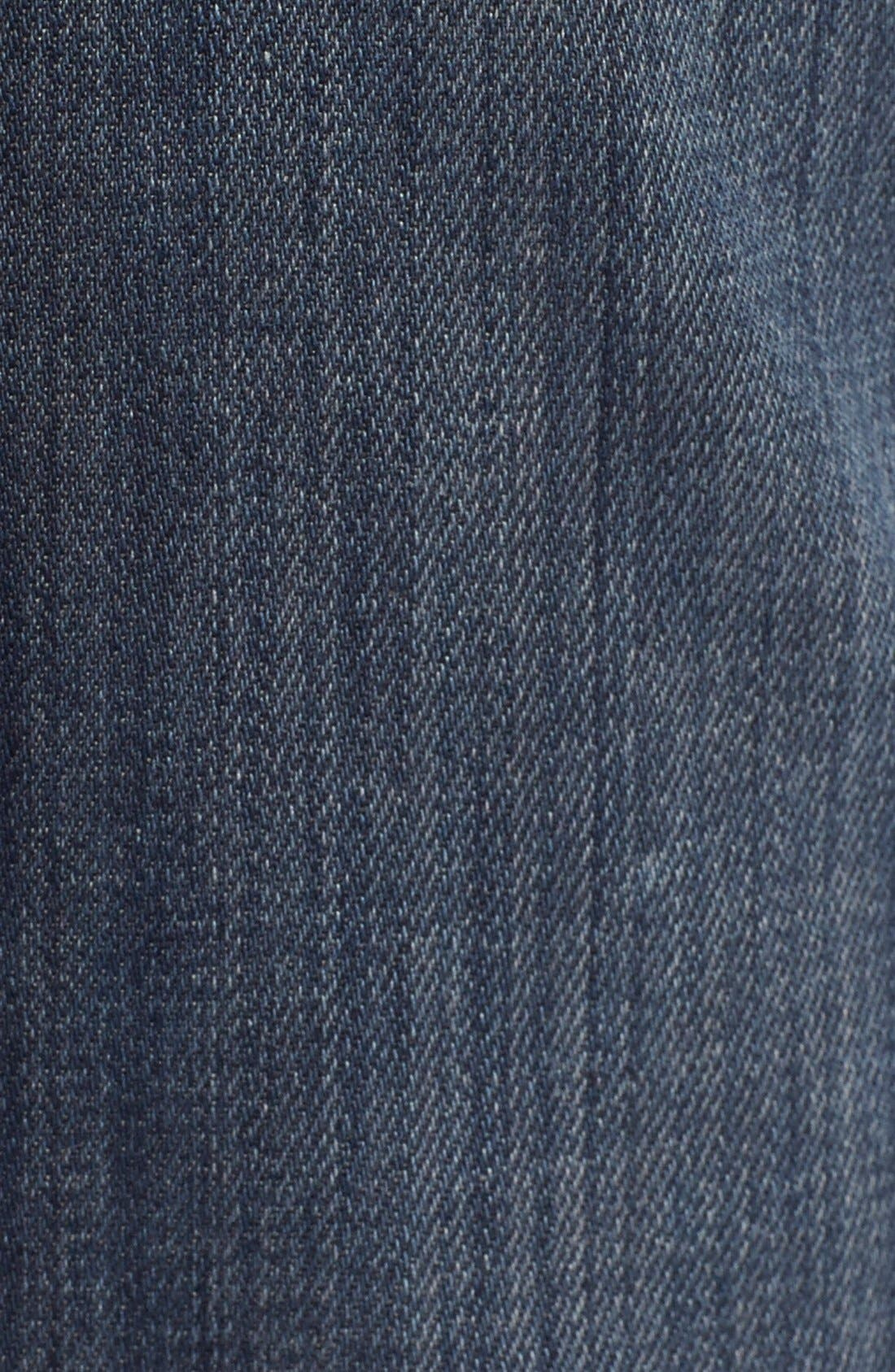 Alternate Image 6  - Citizens of Humanity Perfect Relaxed Straight Leg Jeans (Guitar)