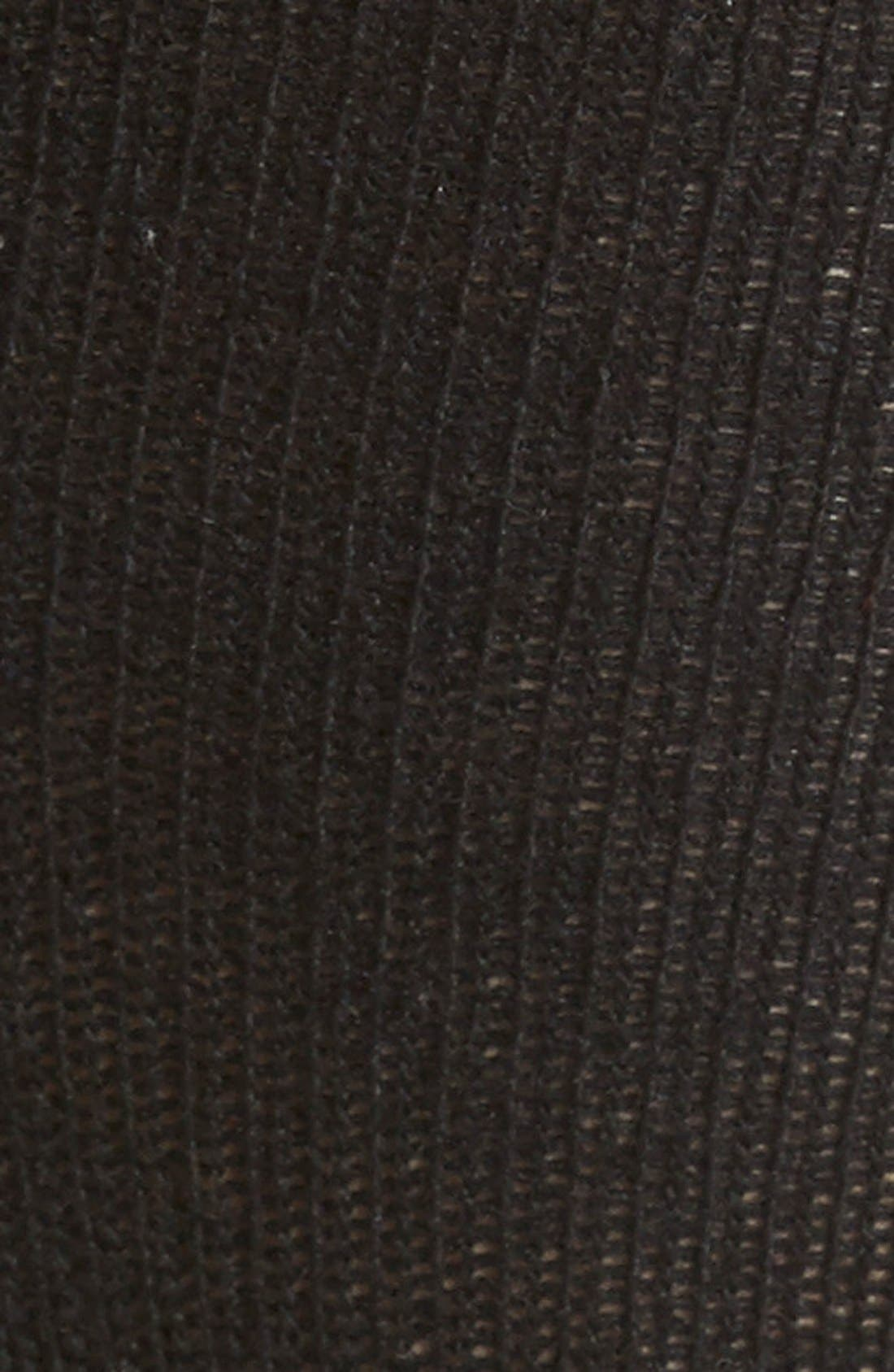 Alternate Image 2  - Nordstrom Merino Wool Blend Knee Socks