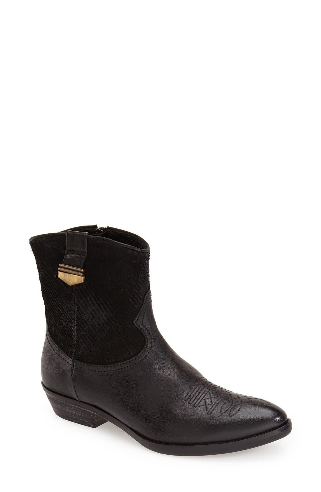 Alternate Image 1 Selected - KBR Flat Boot (Women)