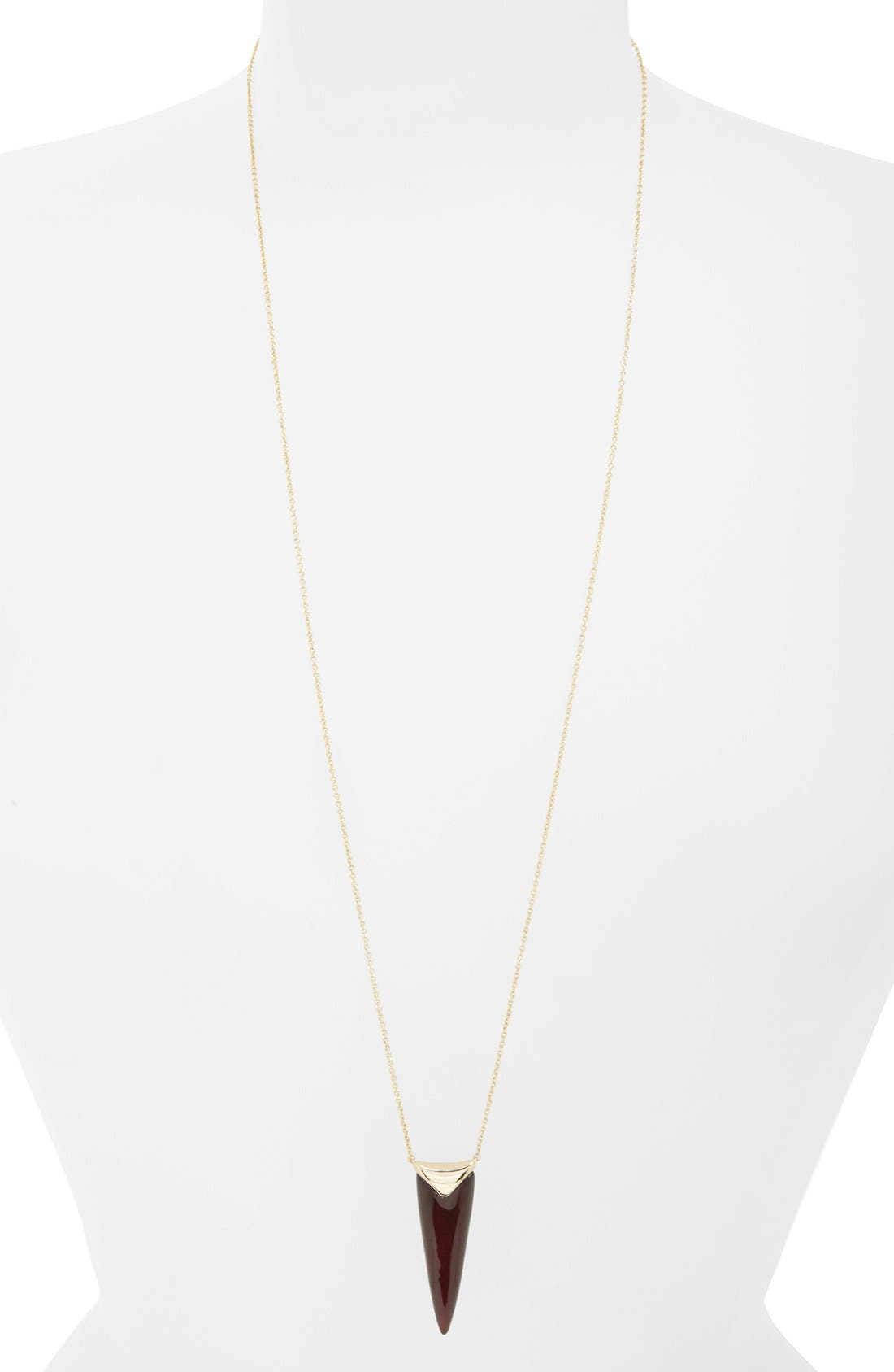 Alternate Image 1 Selected - Alexis Bittar 'Lucite®' Pendant Necklace