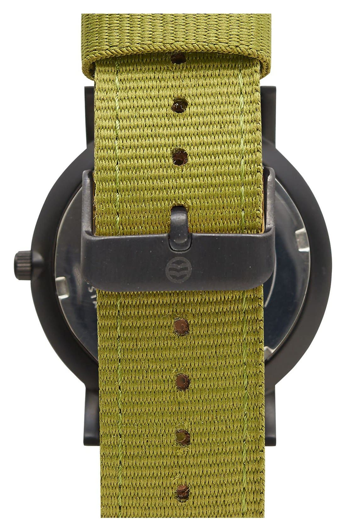 Alternate Image 2  - Shore Projects 'Barra' Strap Watch, 39mm