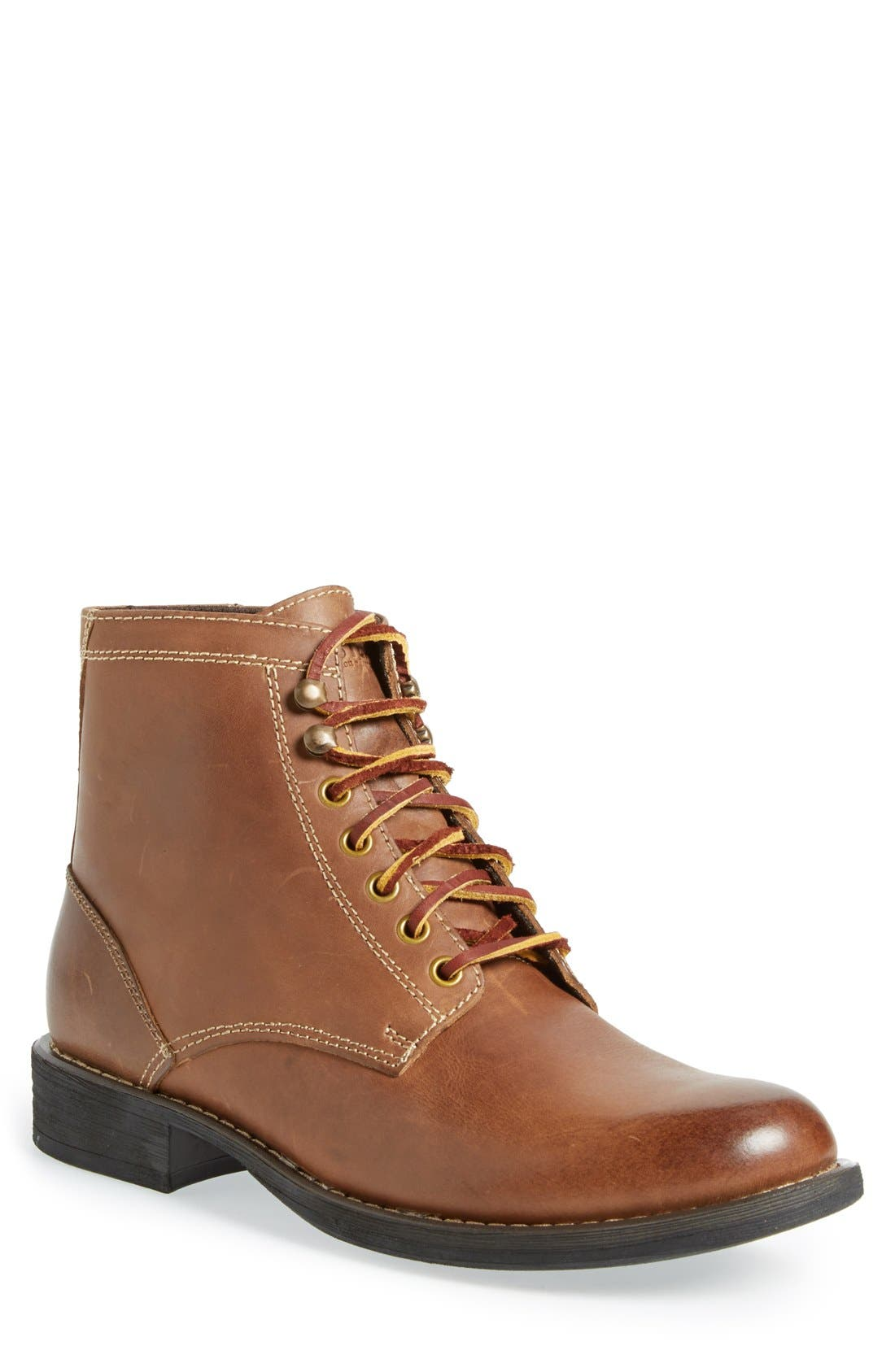 EASTLAND 'Oakwood 1955' Plain Toe Boot
