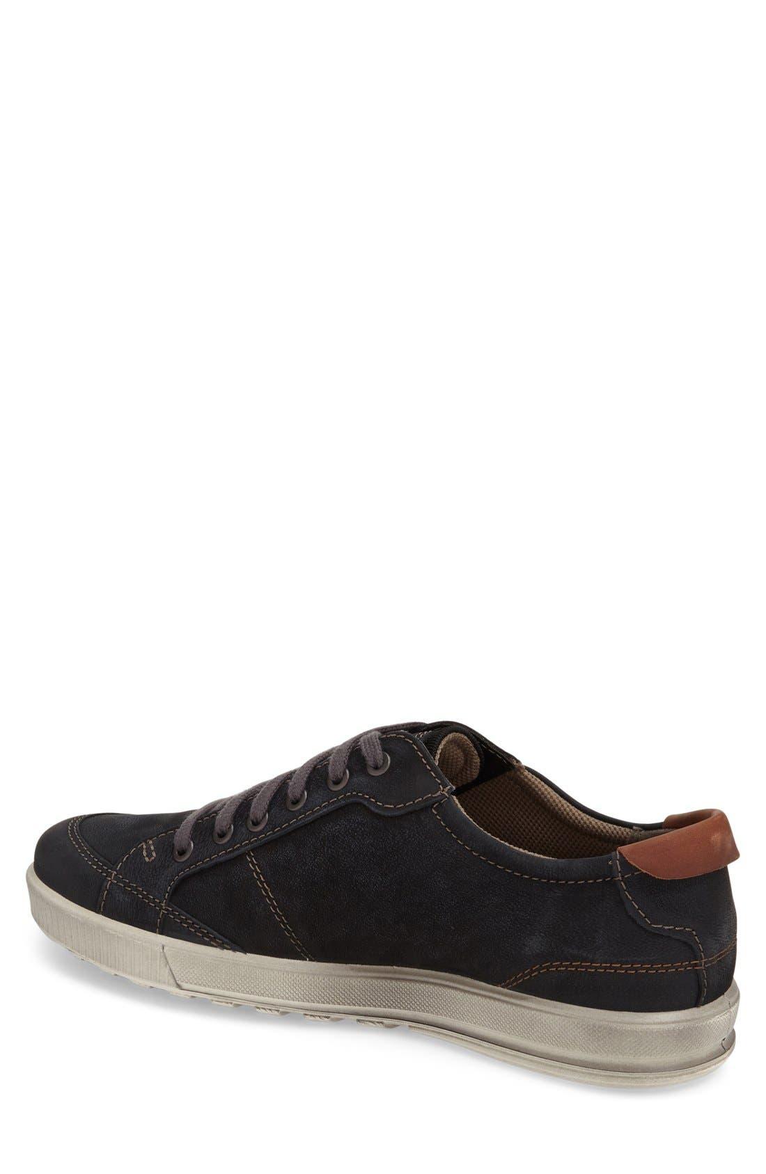 Alternate Image 2  - ECCO 'Ennio Retro' Sneaker (Men)