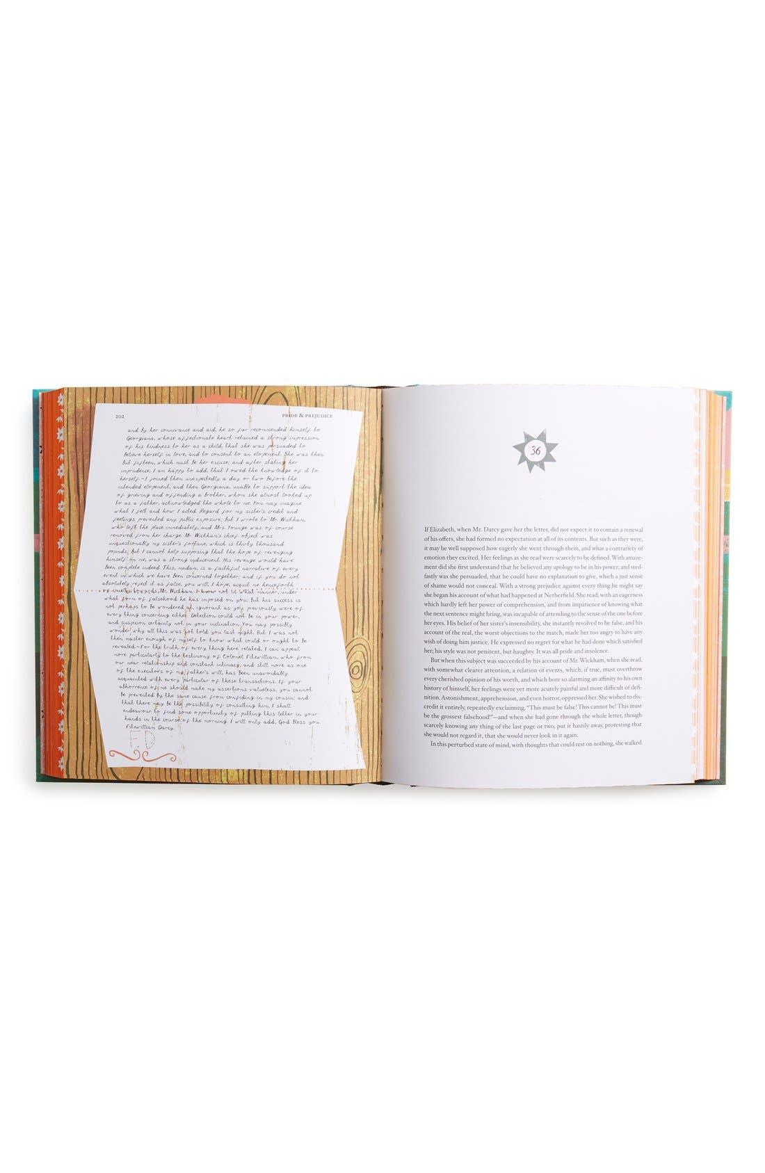 Alternate Image 2  - 'Classics Reimagined: Pride and Prejudice' Book