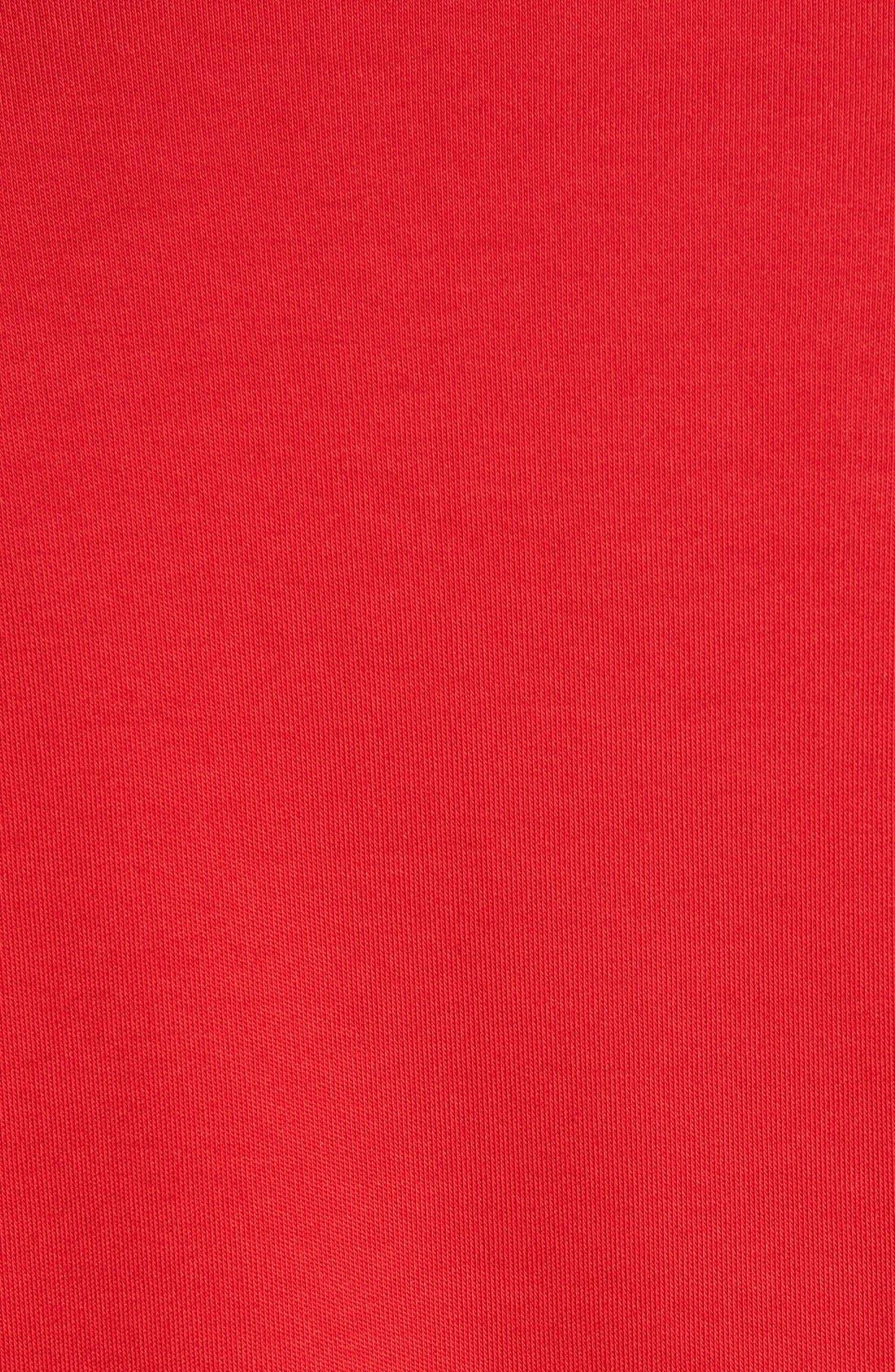 Alternate Image 8  - Vineyard Vines Quarter Zip Cotton Jersey Sweatshirt