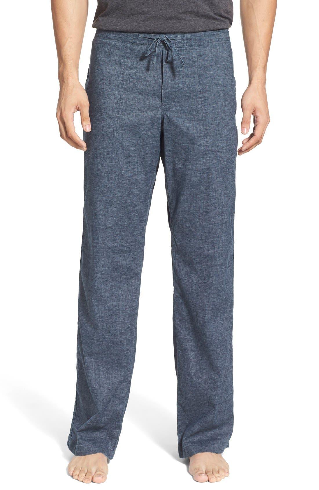 Alternate Image 1 Selected - prAna 'Sutra' Ralaxed Fit Drawstring Pants