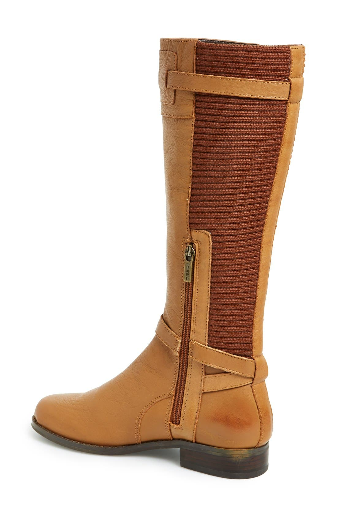Alternate Image 2  - Aetrex 'Chelsea' Riding Boot