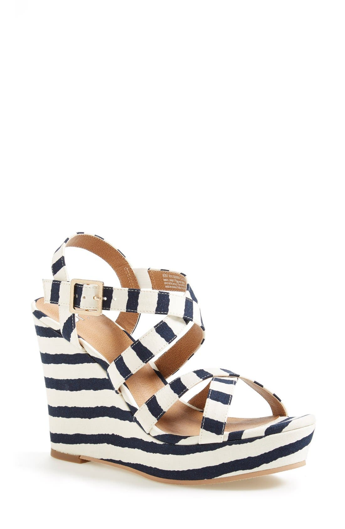 Alternate Image 1 Selected - BP. 'Summers' Wedge Sandal (Women)