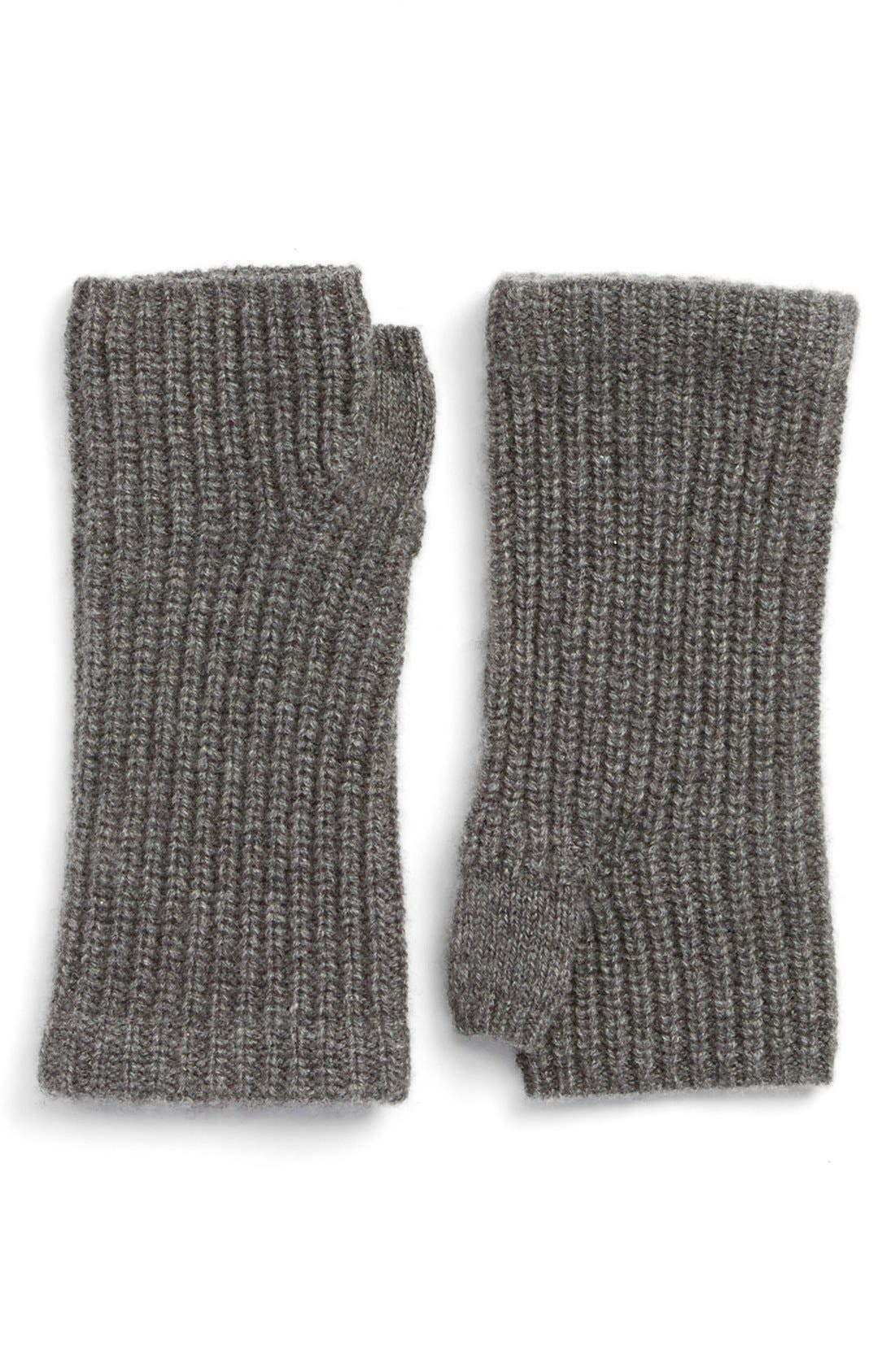 Alternate Image 1 Selected - rag & bone 'Alexis' Cashmere Fingerless Gloves