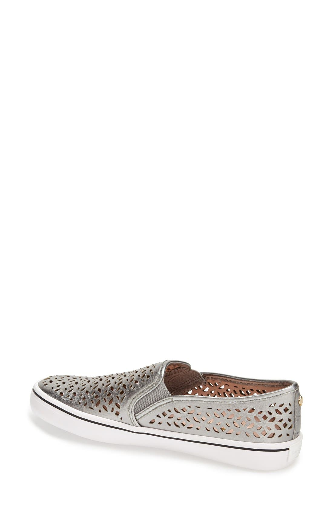 Alternate Image 2  - kate spade new york 'saddie' slip-on sneaker (Women)