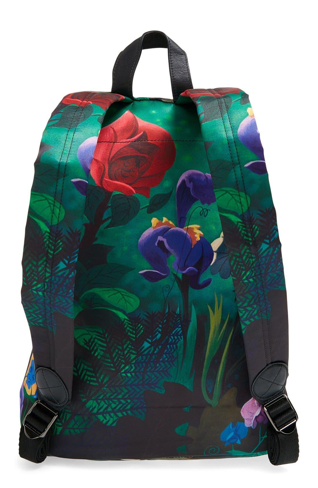 Alternate Image 3  - MARC BY MARC JACOBS x Disney® 'Alice in Wonderland - Domo Arigato Packrat' Backpack