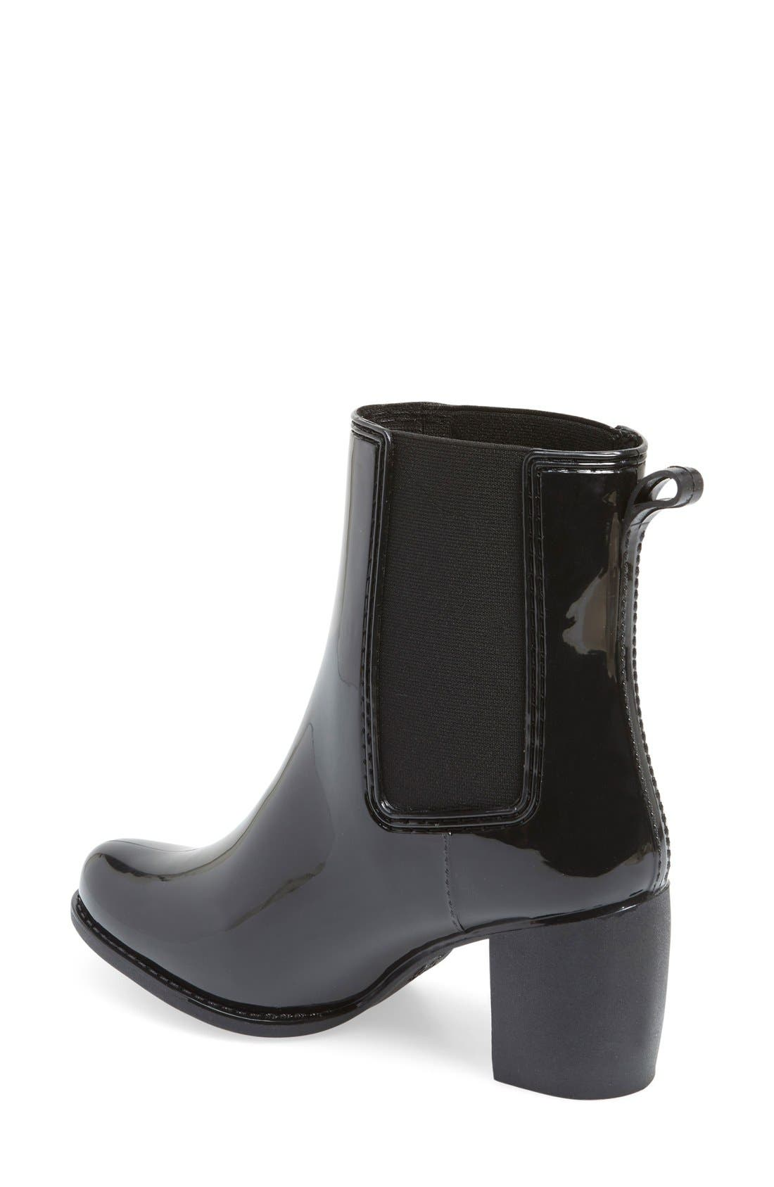Alternate Image 2  - Jeffrey Campbell 'Clima' Chelsea Rain Boot (Women)