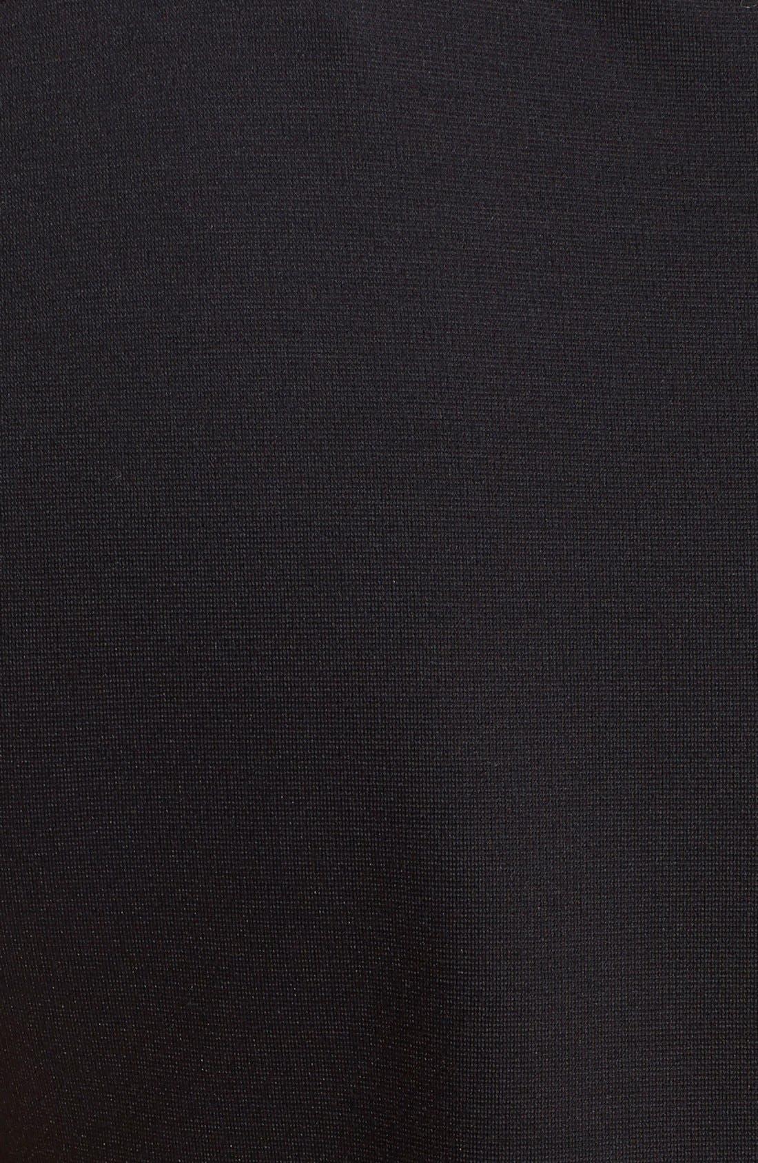 Alternate Image 5  - RED Valentino Point d'Esprit Yoke Bow Dress