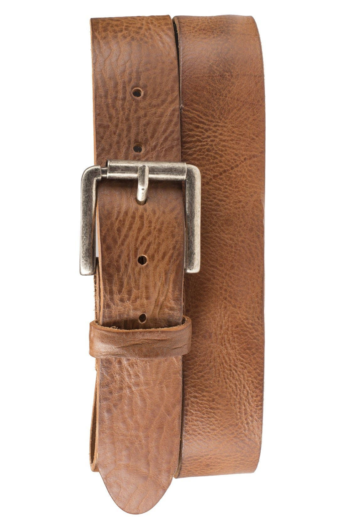Alternate Image 1 Selected - Will Leather Goods 'Winslow' Belt