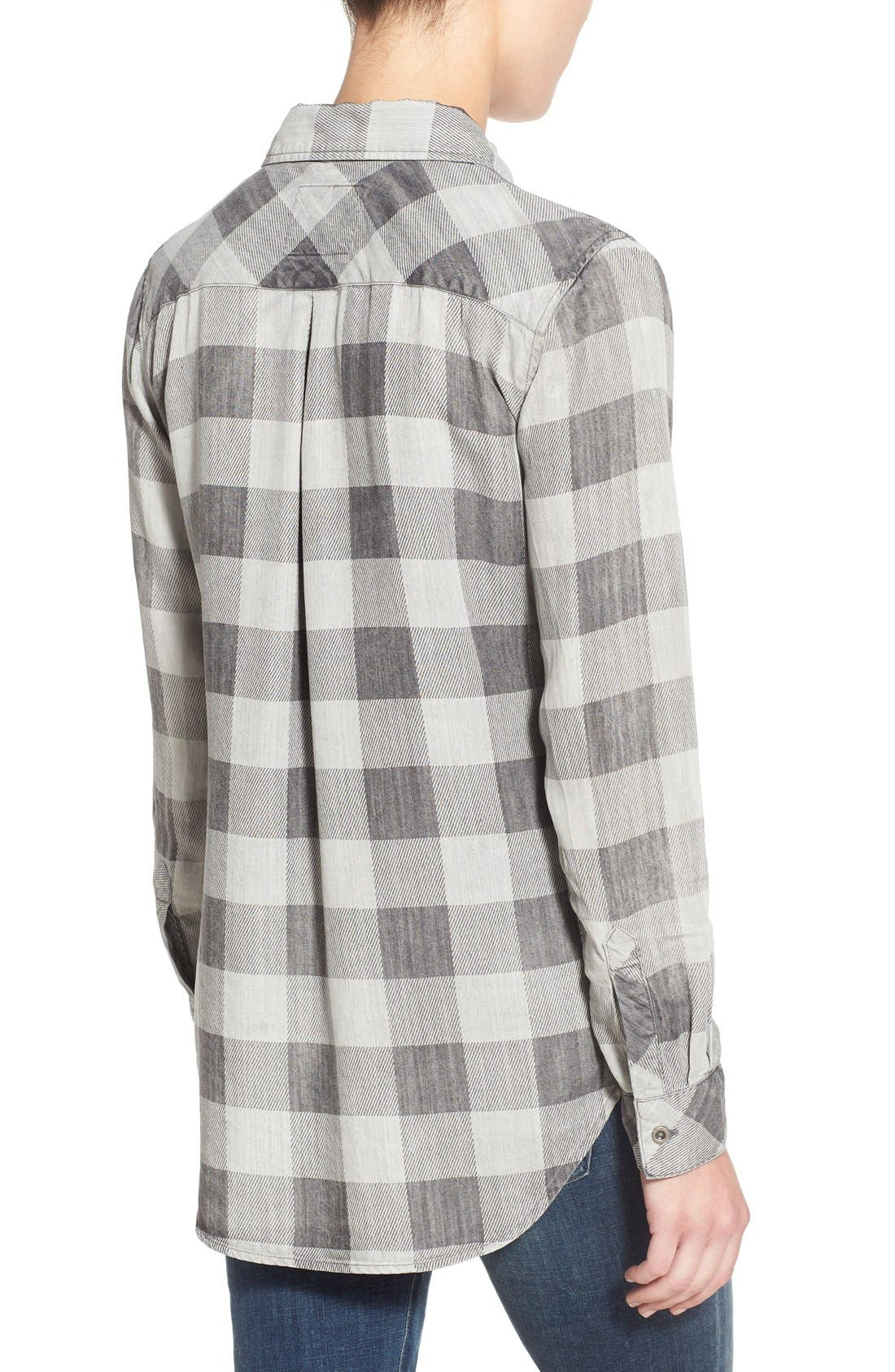 Alternate Image 2  - Rails 'Carter' Buffalo Check Shirt