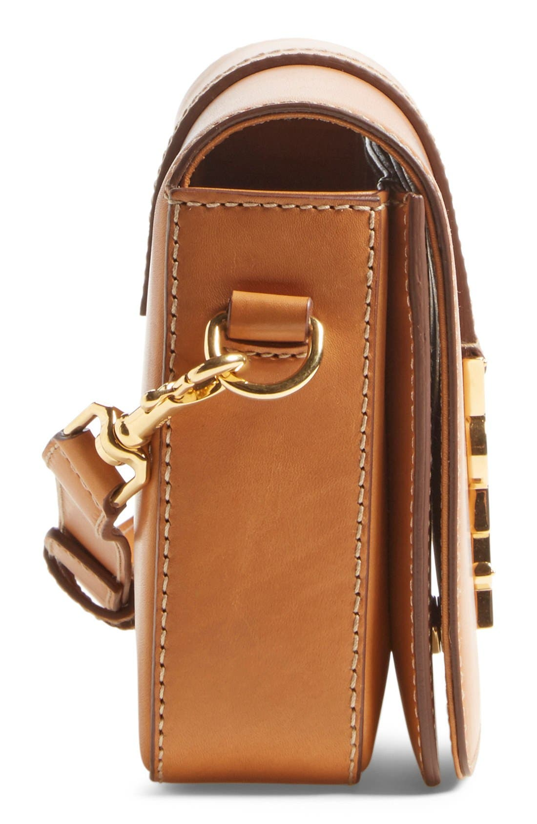 Alternate Image 5  - Saint Laurent 'Medium Monogram' Leather Crossbody Bag