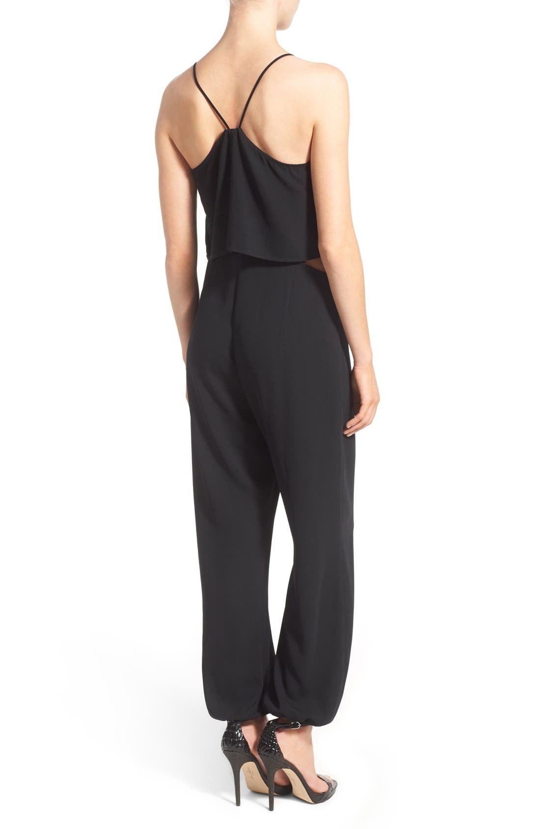 Alternate Image 2  - Leith Cutout Jumpsuit
