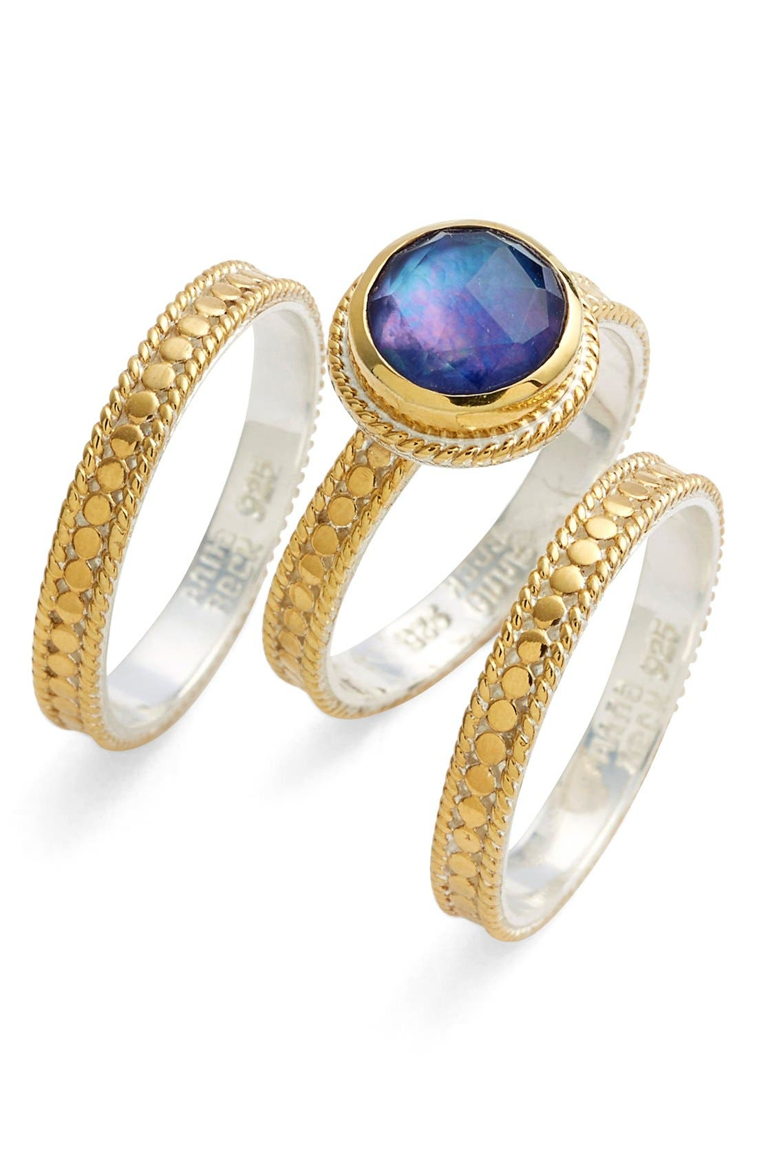 Alternate Image 1 Selected - Anna Beck Stacking Rings (Set of 3)