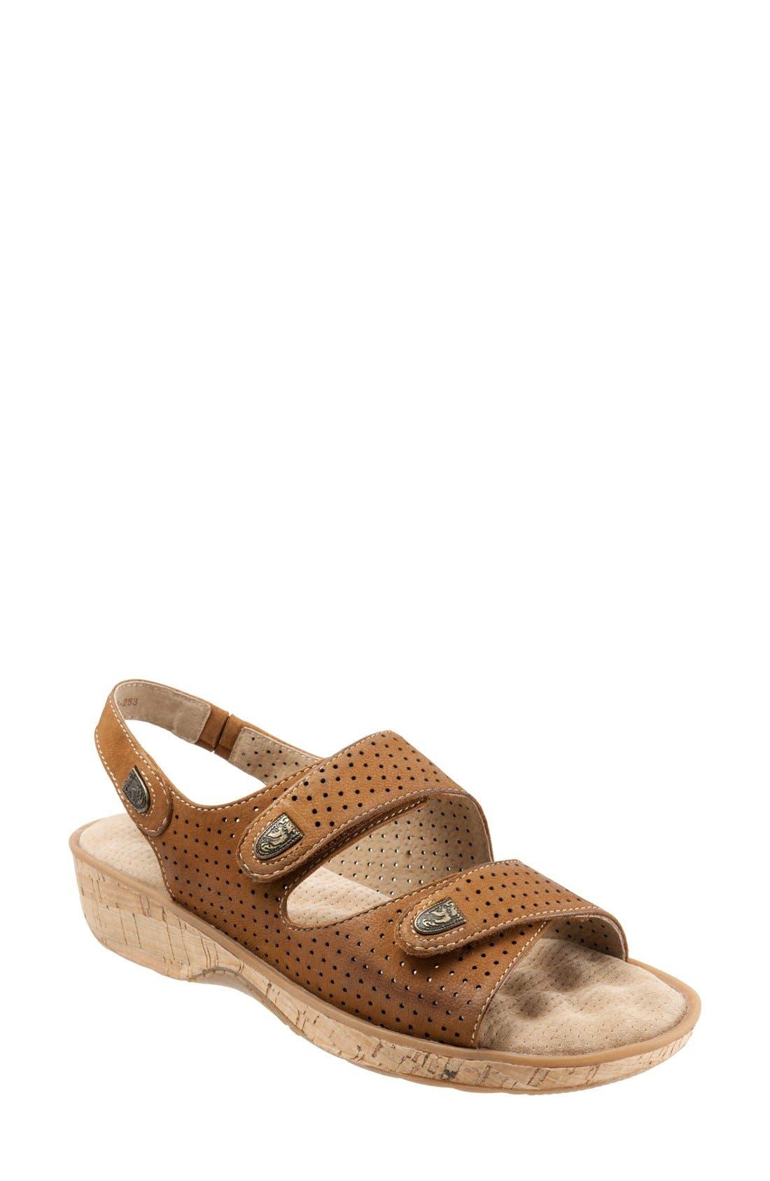 SoftWalk® 'Bolivia' Sandal (Woman)