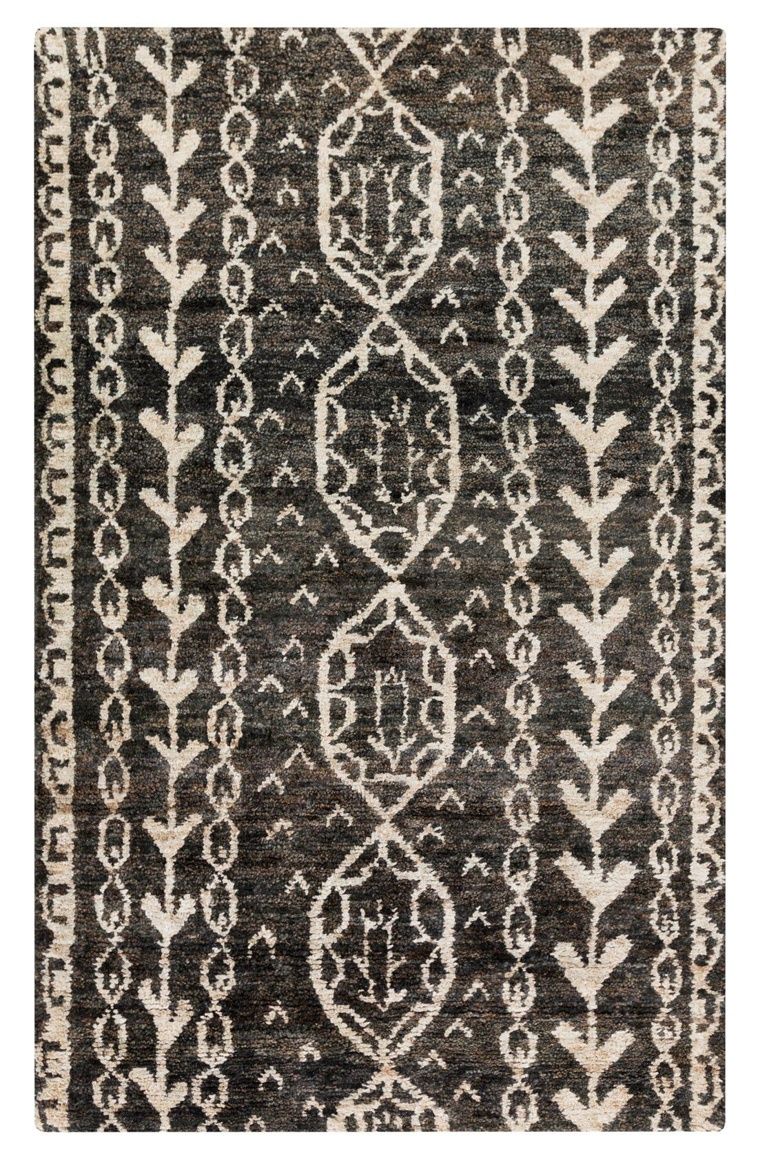 Alternate Image 1 Selected - Surya Home Jute Rug