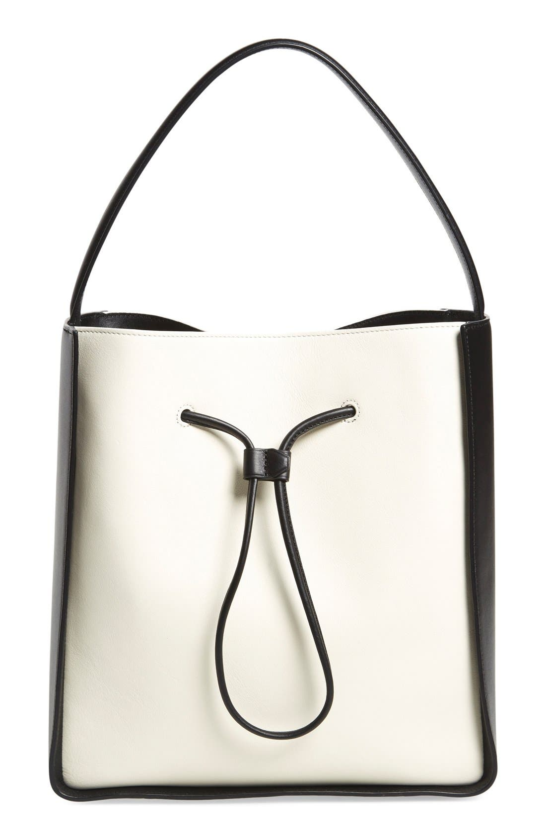 Main Image - 3.1 Phillip Lim 'Large Soleil' Colorblock Bucket Bag