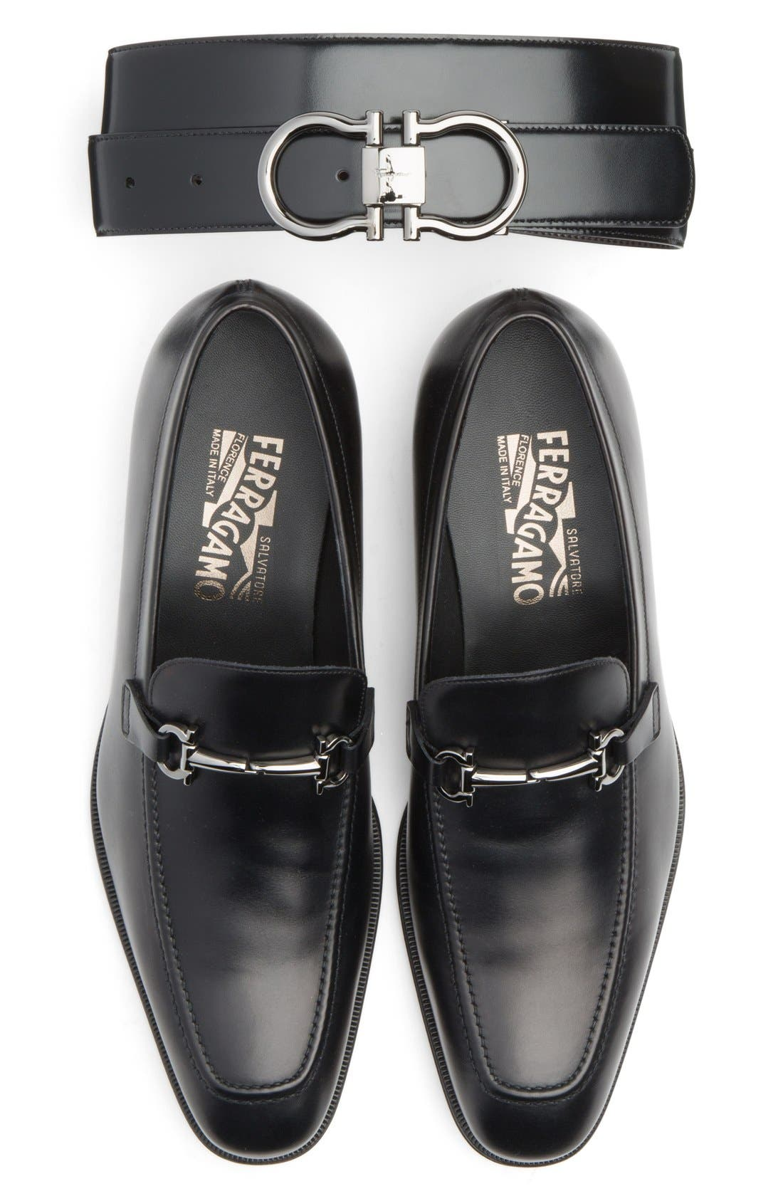 Alternate Image 5  - Salvatore Ferragamo 'Fenice' Loafer