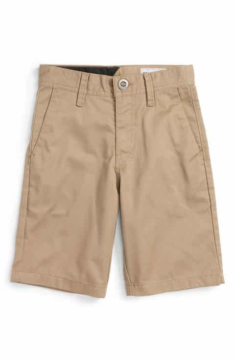 Boys' Shorts: Cargo, Athletic & Plaid | Nordstrom
