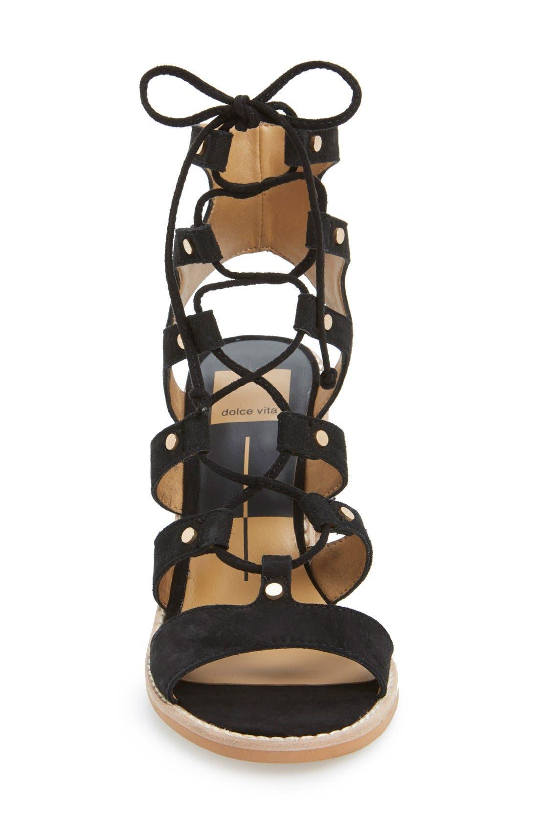Alternate Image 3  - Dolce Vita 'Lyndon' Lace-Up Sandal (Women)