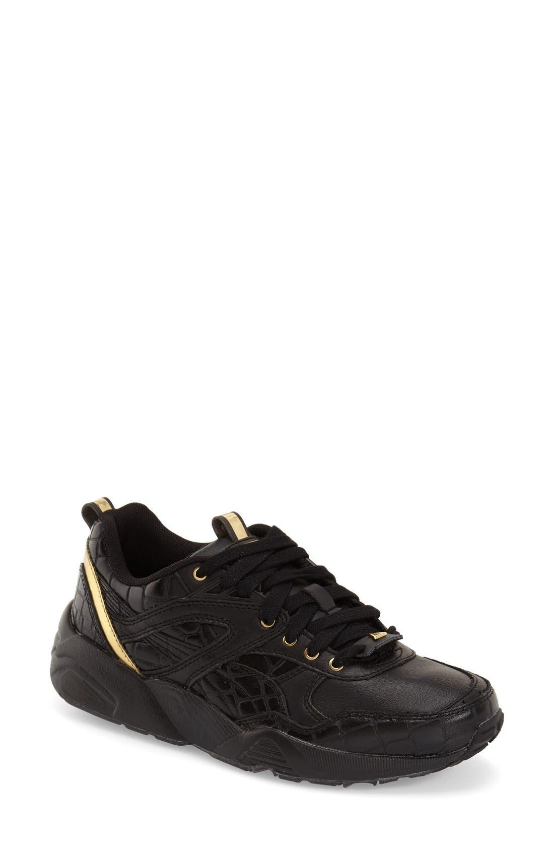 Alternate Image 1 Selected - PUMA 'Trinomic R698 Exotic' Sneaker (Women)