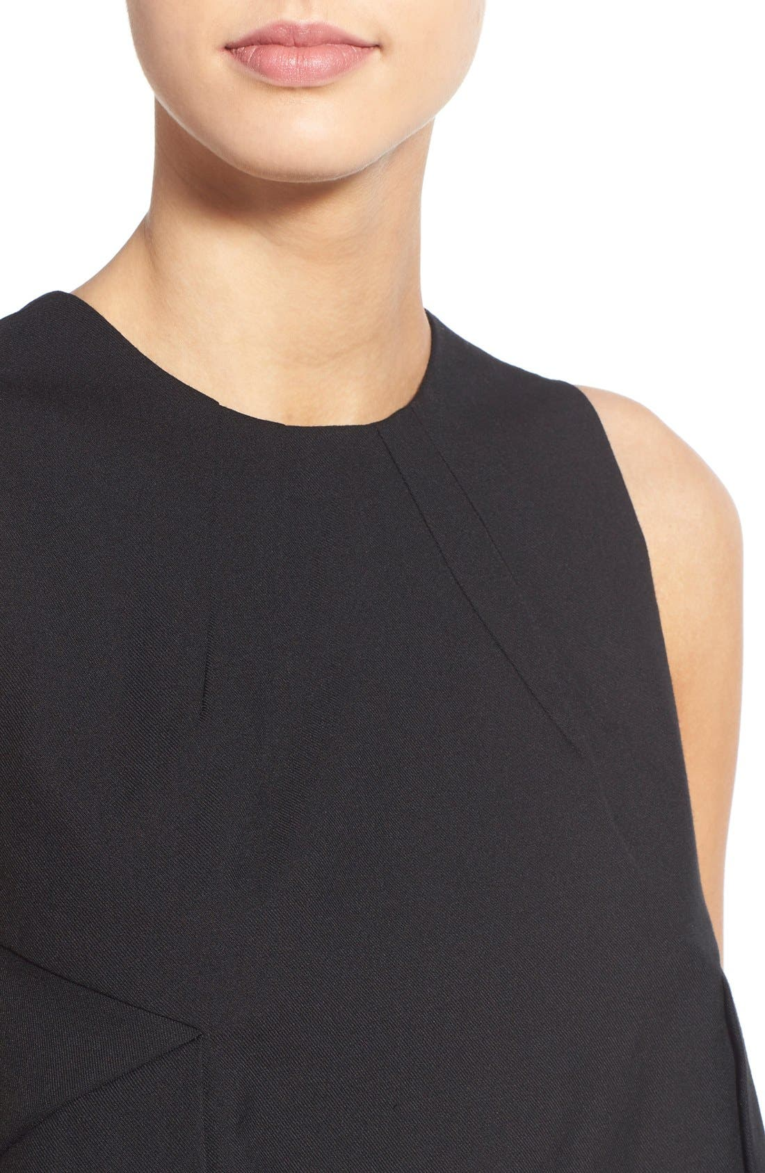 Alternate Image 4  - KENDALL + KYLIE Raw Edge Tank