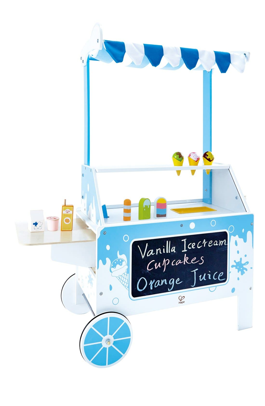 Hape 'Ice Cream Emporium' Play Store