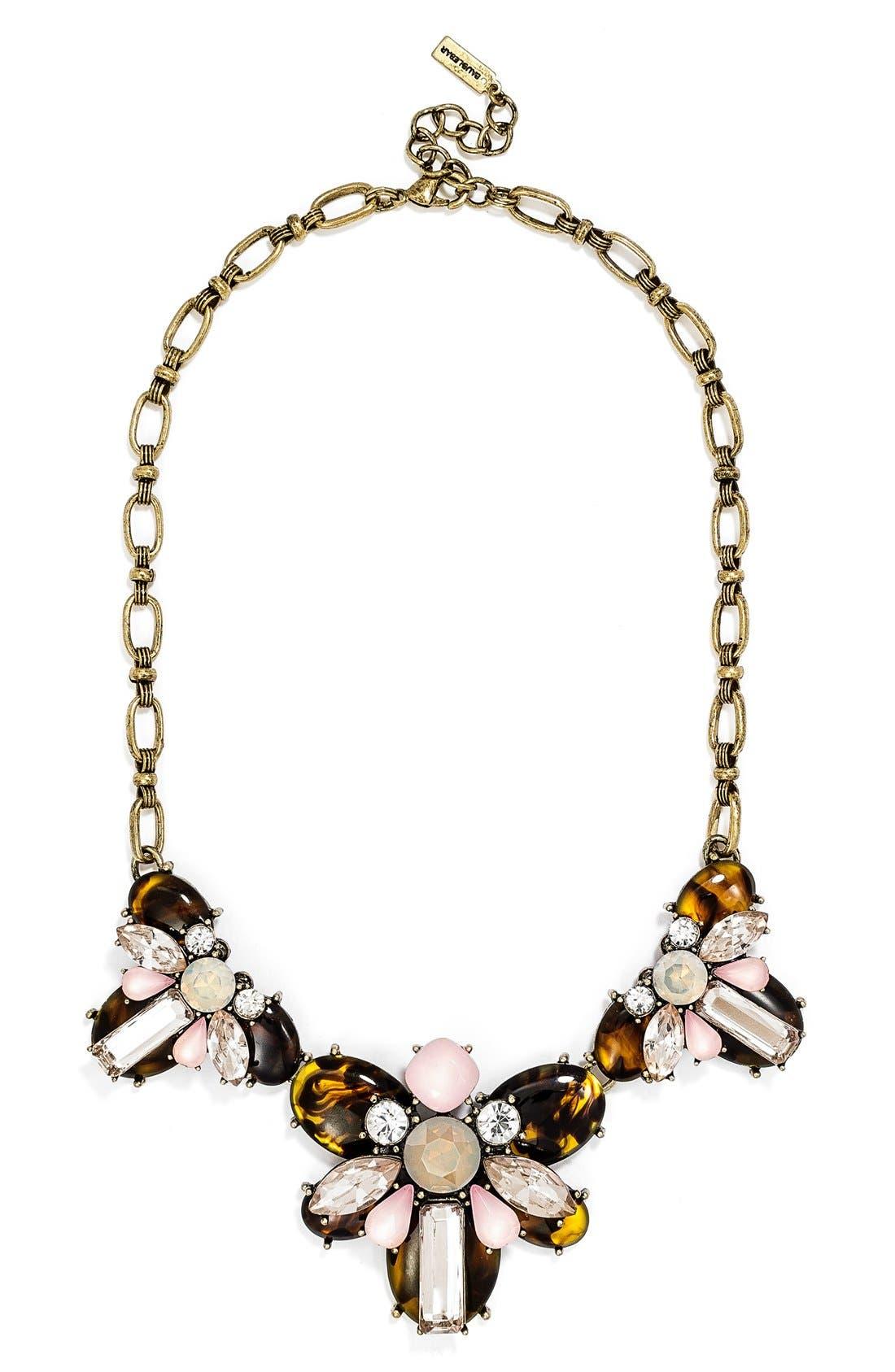 Alternate Image 1 Selected - BaubleBar 'Bliss' Bib Necklace