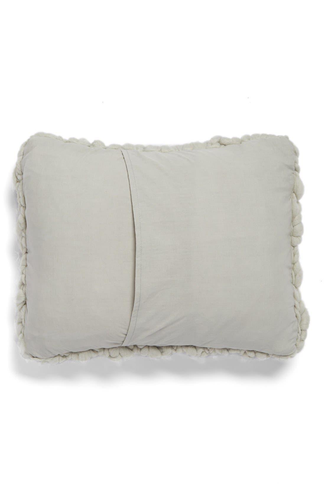 Alternate Image 2  - Beekman 1802 'Minetto' Knit Pillow