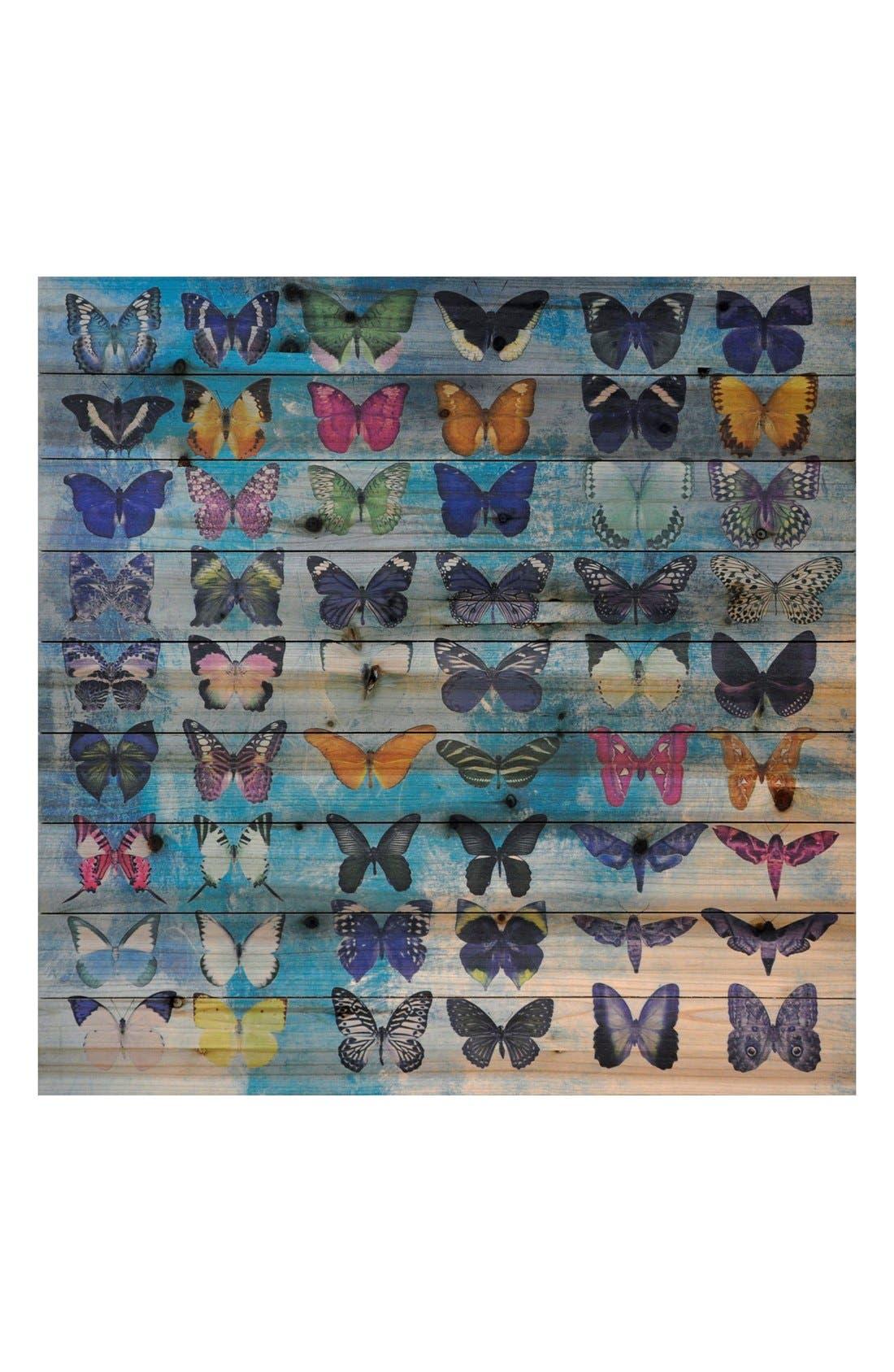 EMPIRE ART DIRECT 'Butterflies' Wall Art