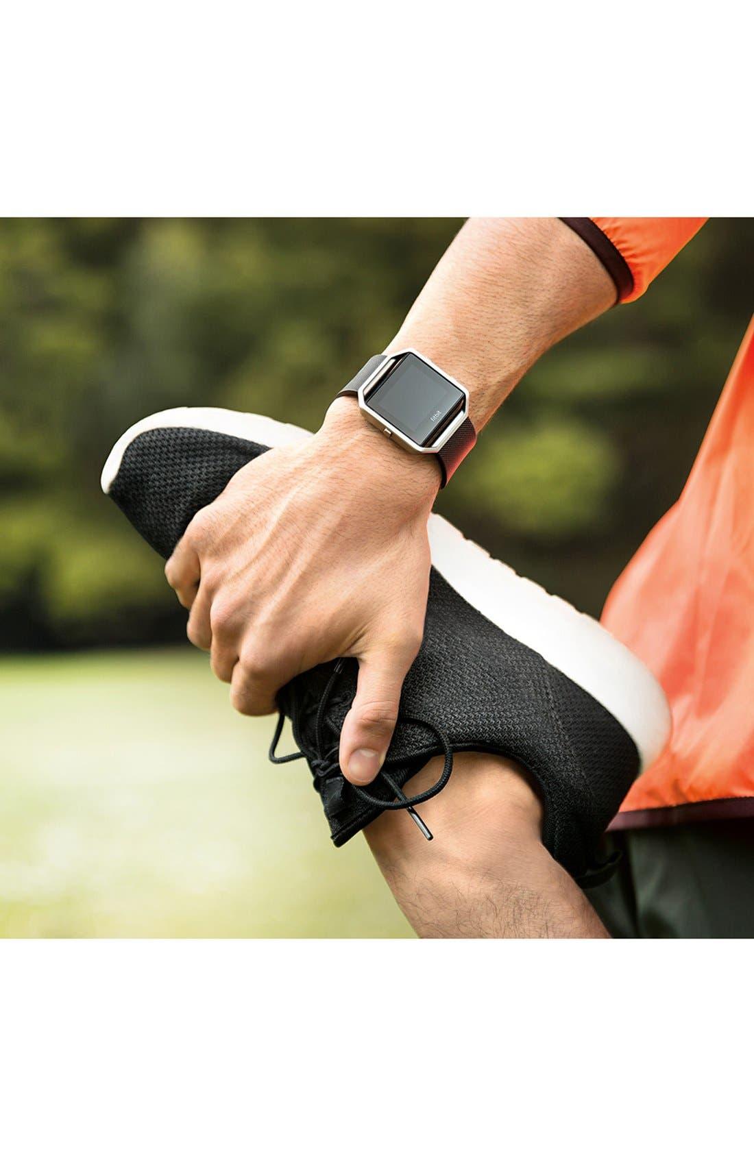 Alternate Image 7  - Fitbit Blaze Smart Fitness Watch