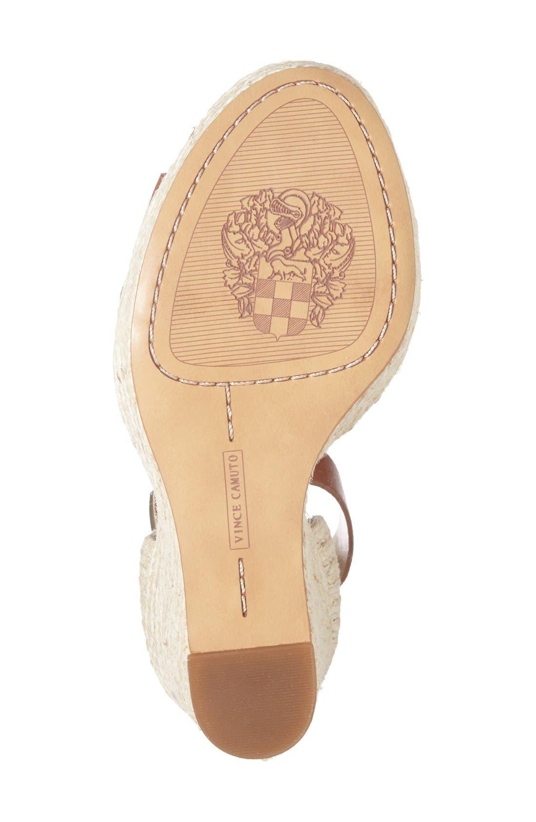Alternate Image 4  - Vince Camuto 'Maurita' Sandal (Women)