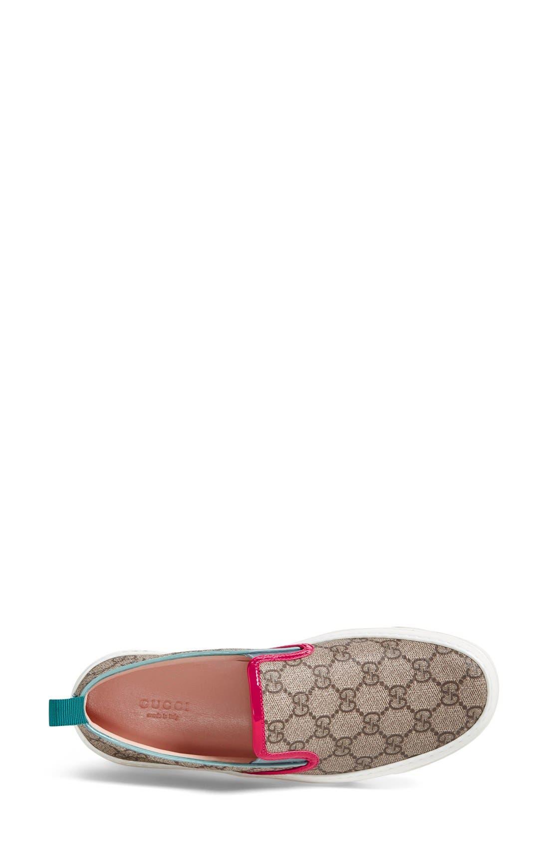 Alternate Image 3  - Gucci 'Board' Skate Slip-On (Women)