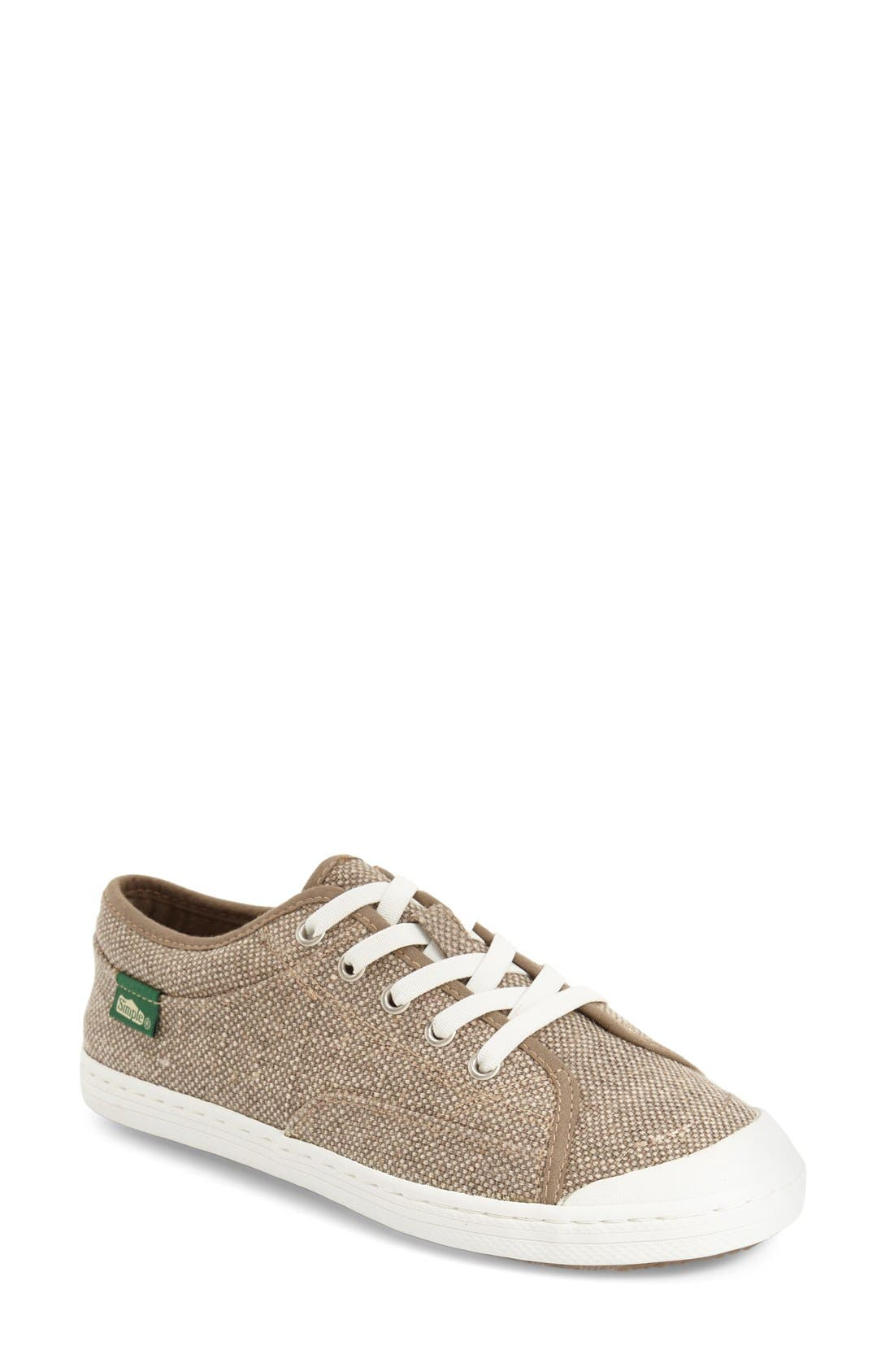 Simple 'Satire' Sneaker (Women)